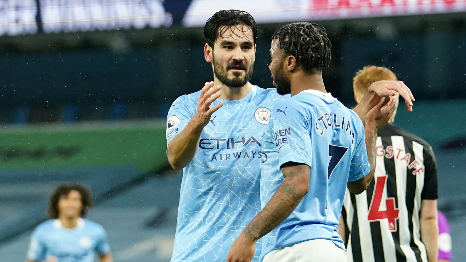 Manchester City 2-0 Newcastle United: Gundogan and Torres secure routine win