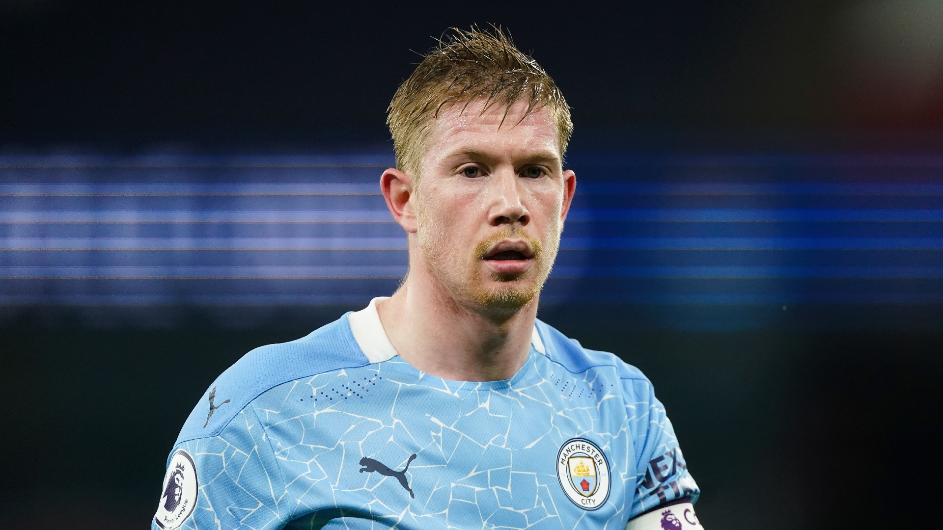 De Bruyne runs like a player from the Conference - Guardiola hails Man City star