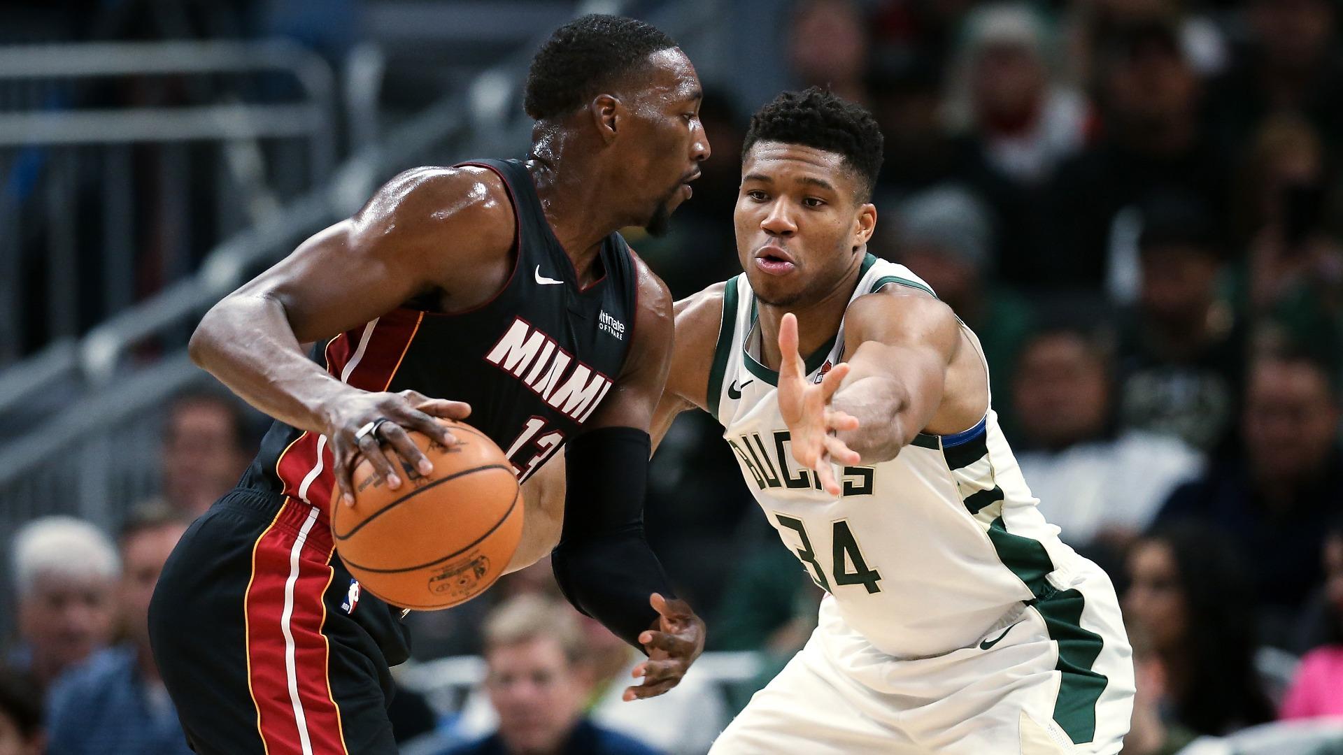 NBA Big Game Focus: Bucks pursue playoff revenge in Heat double-header