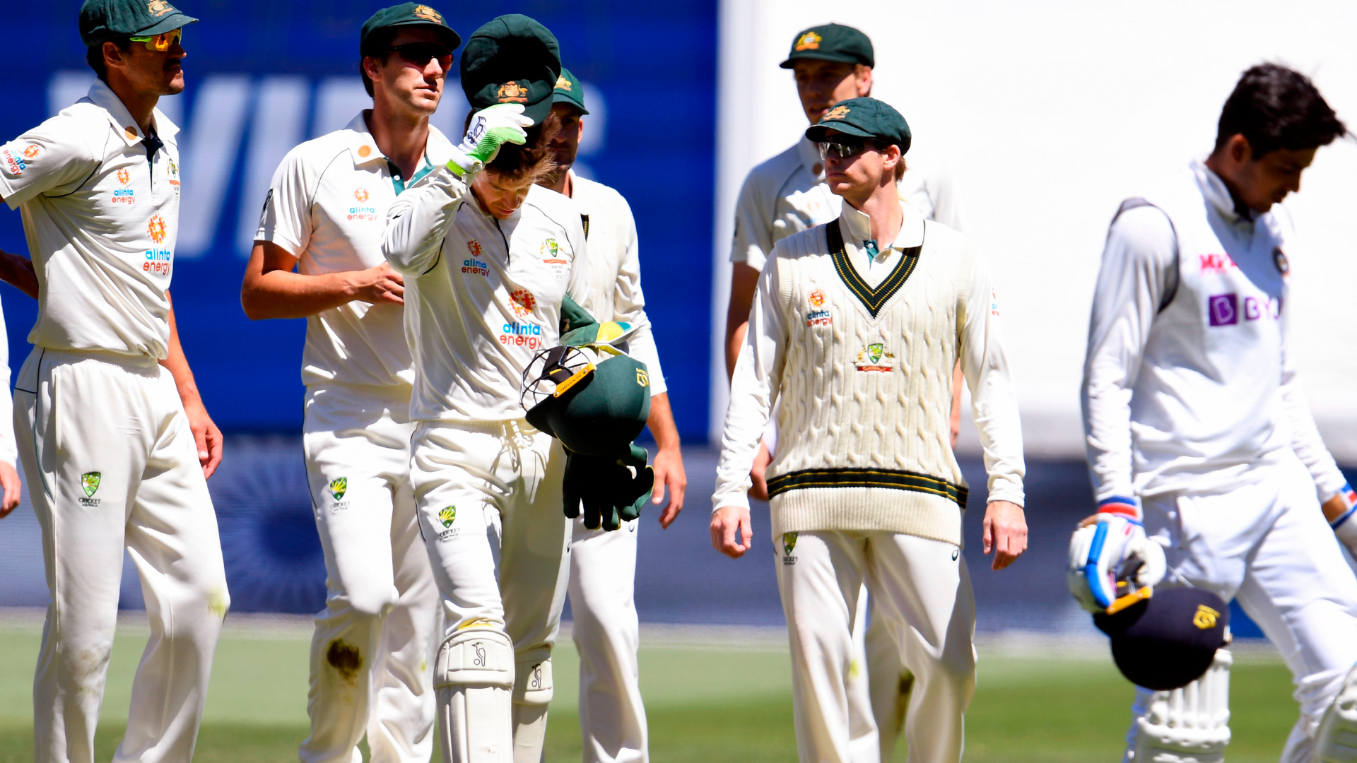 Paine says changes 'not necessarily' needed to fix Australia batting woes