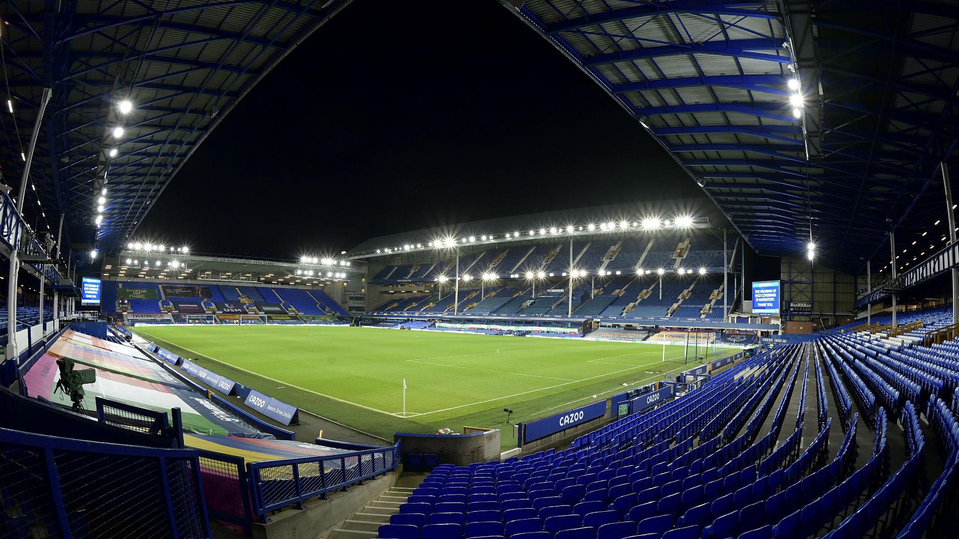 Everton v Man City postponed due to new coronavirus cases