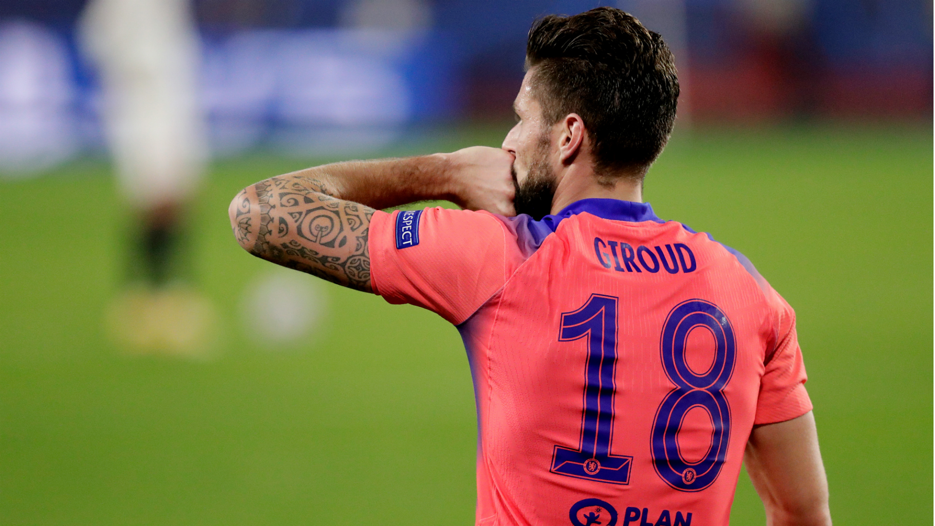 Giroud awaits Lampard verdict after four-goal performance