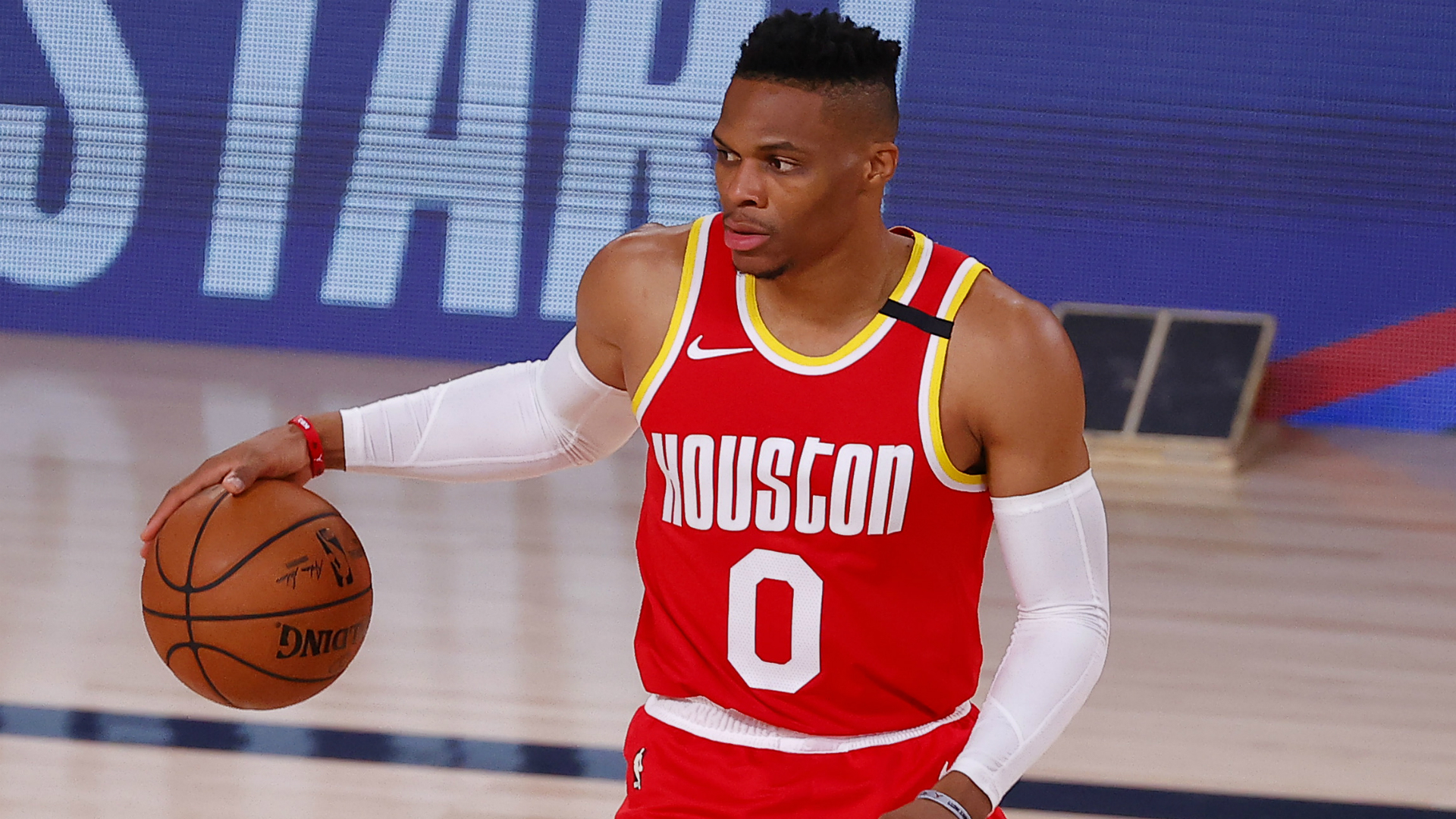 Wizards confirm Westbrook capture as Wall joins Rockets