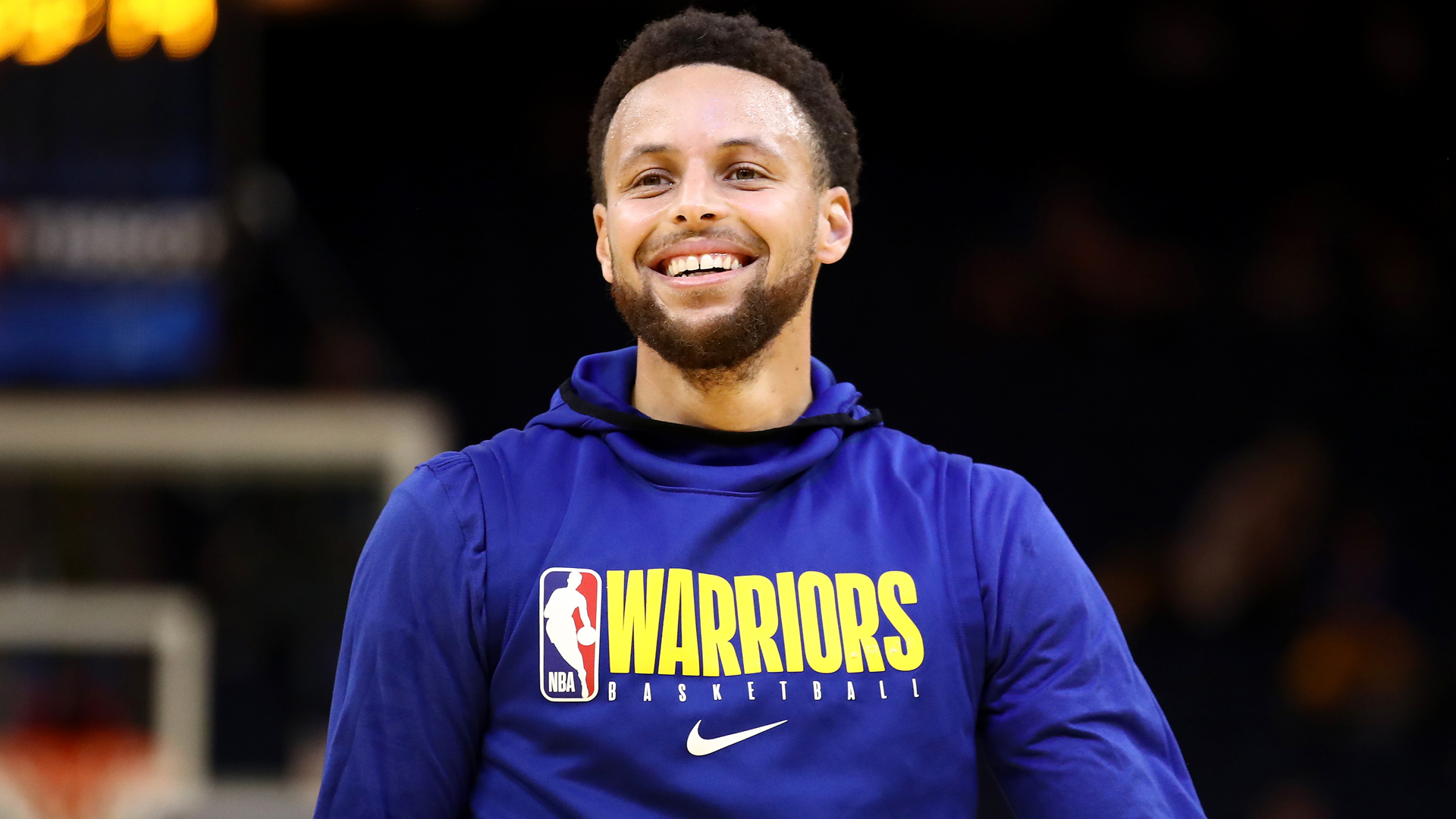 Warriors star Curry 'excited' for season-opening clash with Durant's Nets