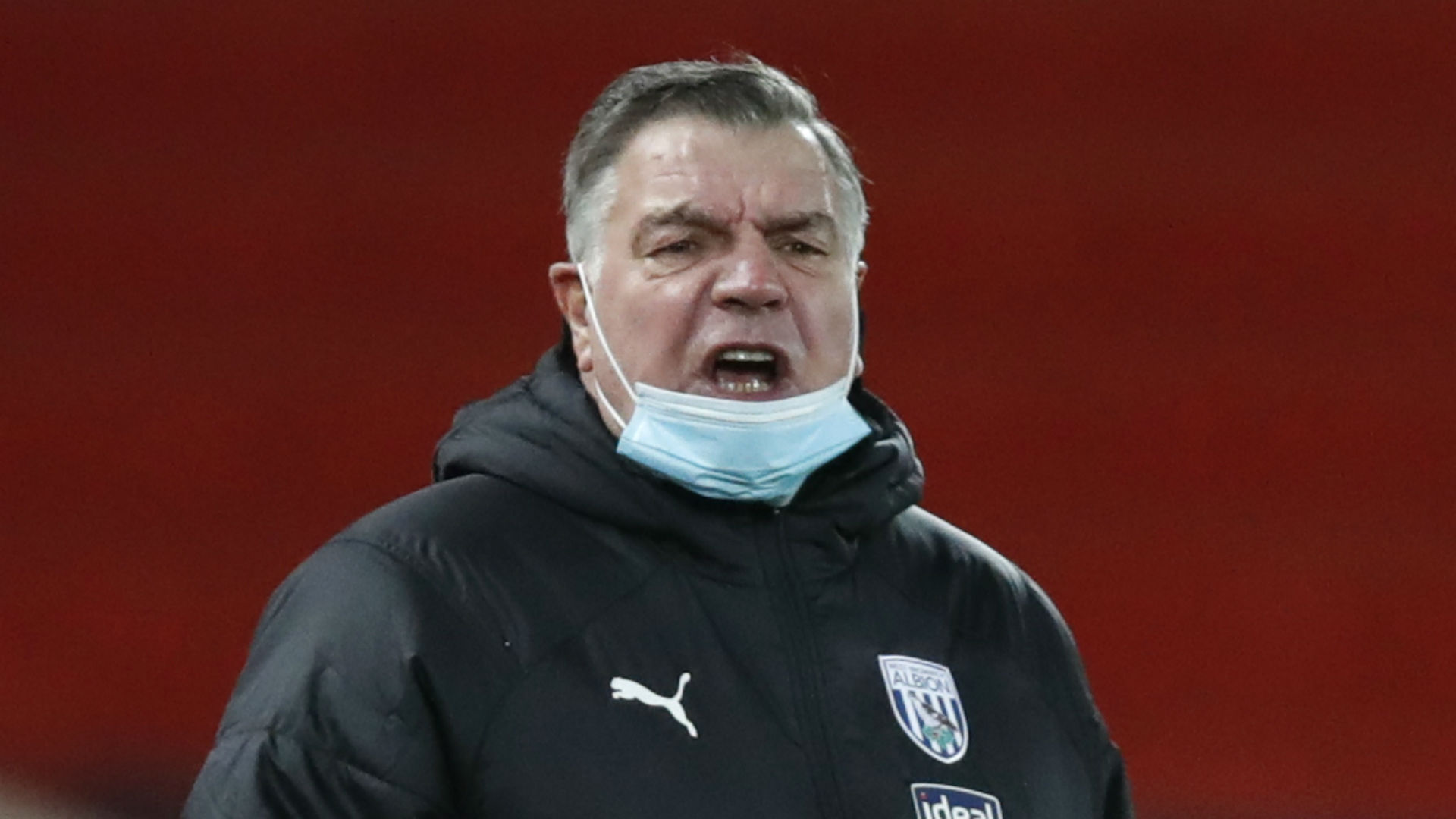 West Brom boss Allardyce calls for Premier League break to combat rise in COVID-19 cases