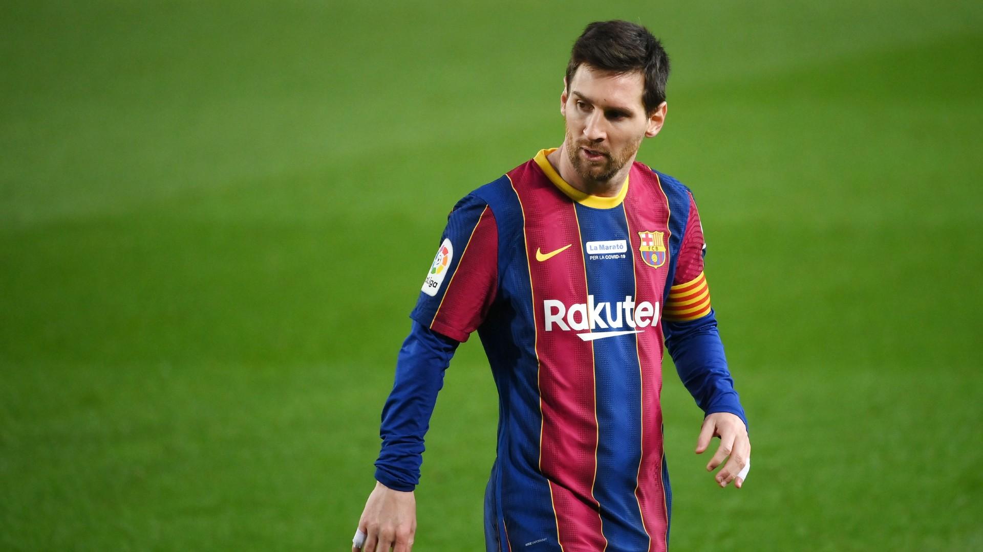 Rumour Has It: Man City hopeful of signing Barca's Messi