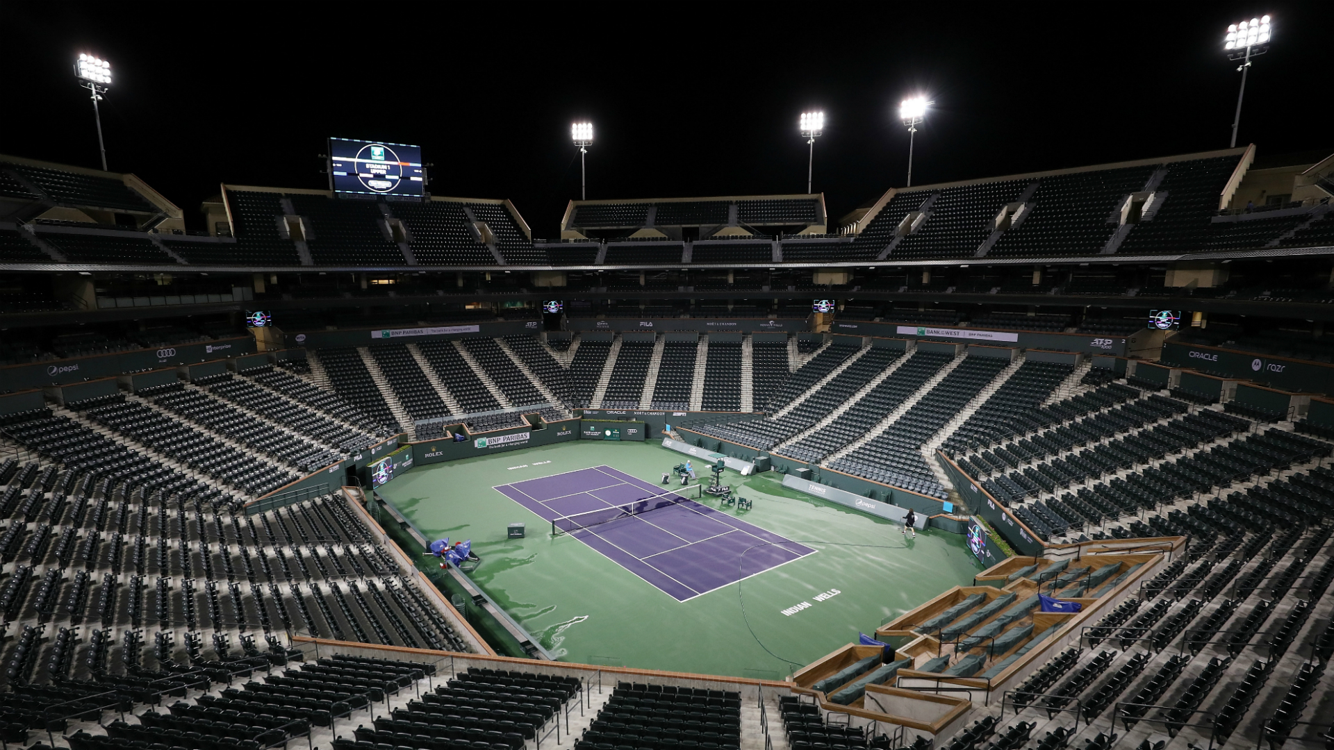 Indian Wells postponed due to COVID-19 crisis