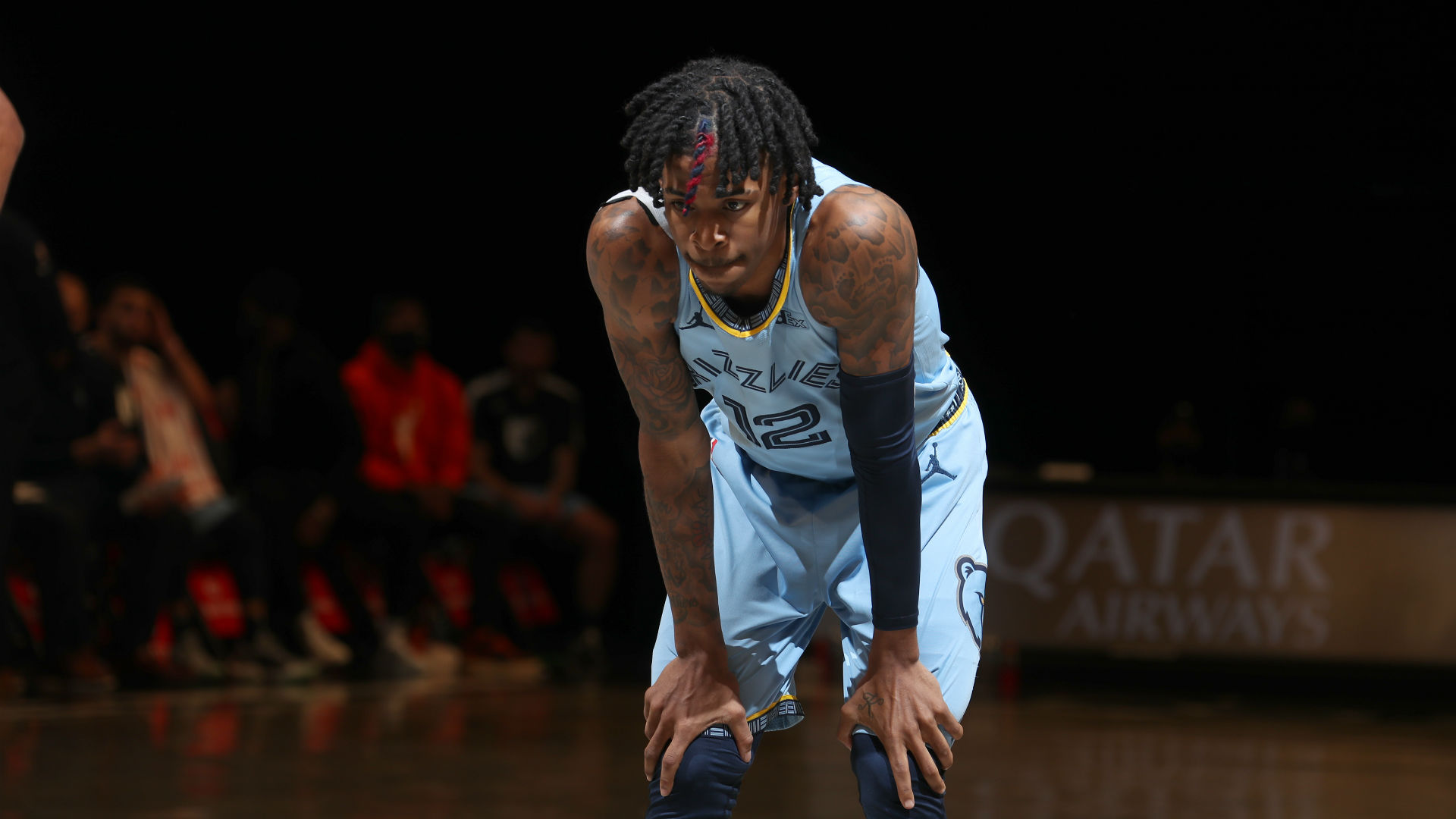 Grizzlies guard Ja Morant facing up to five weeks out with ankle sprain