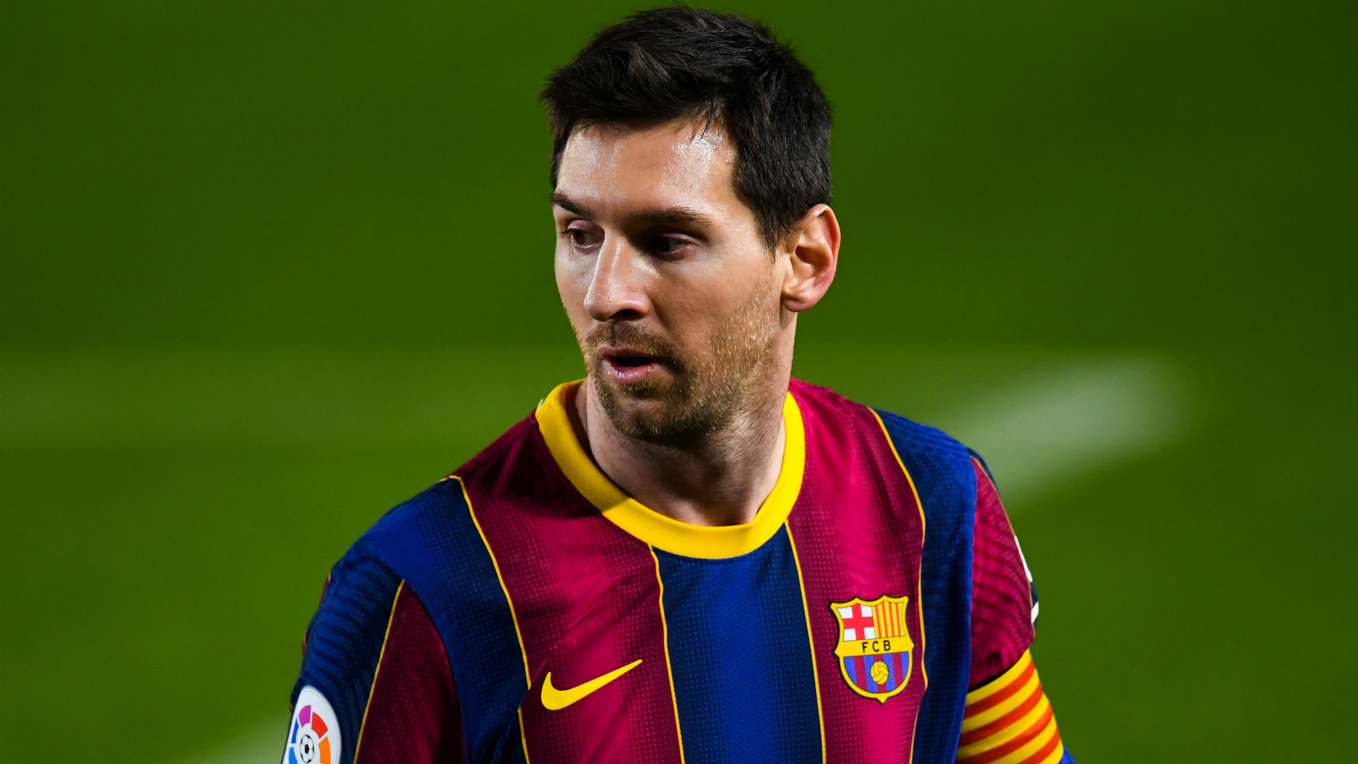 Lionel Messi not committing to Barcelona worries presidential hopeful Benedito
