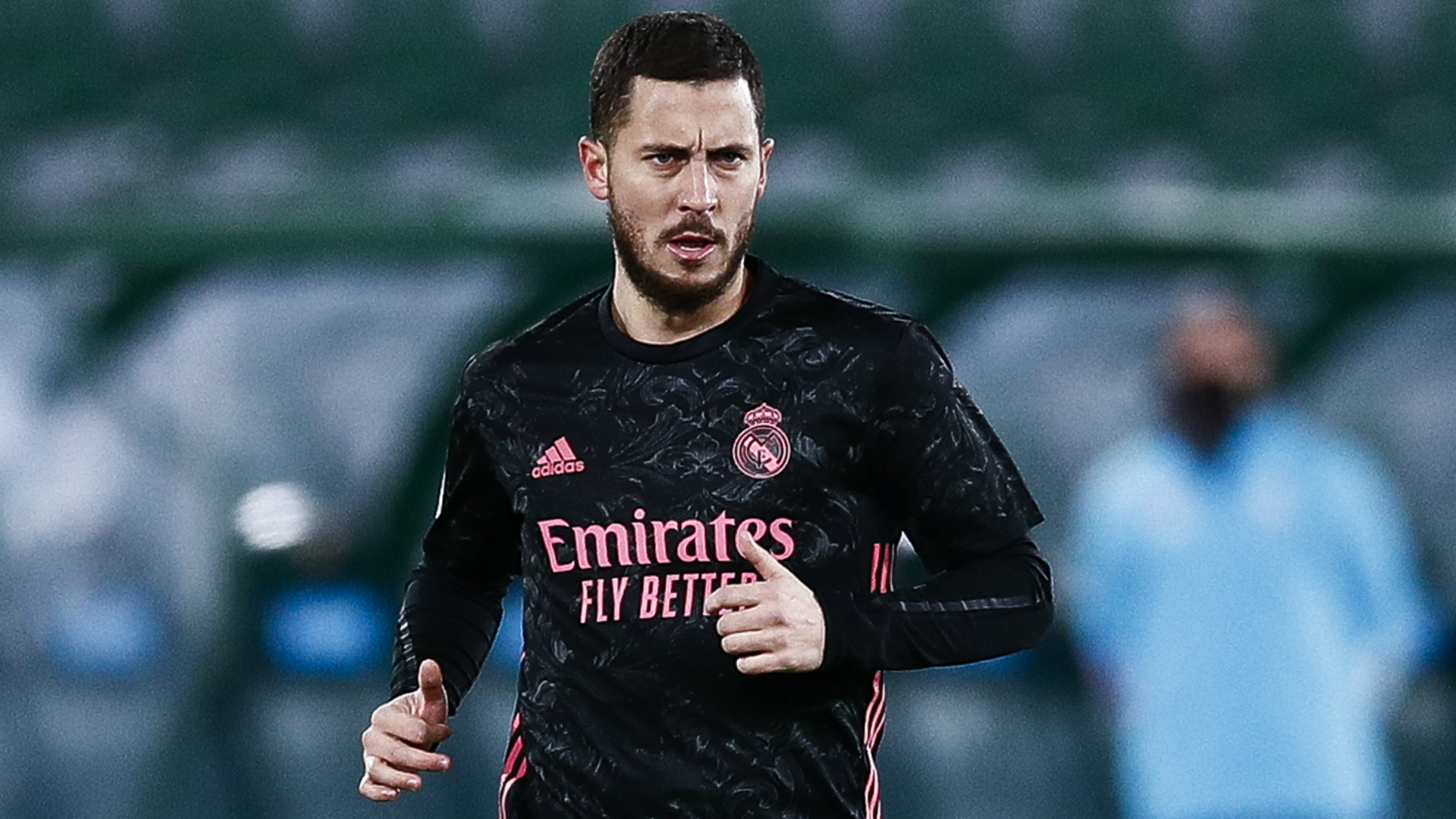 Madrid's Hazard needs time to get back to his best, insists Zidane