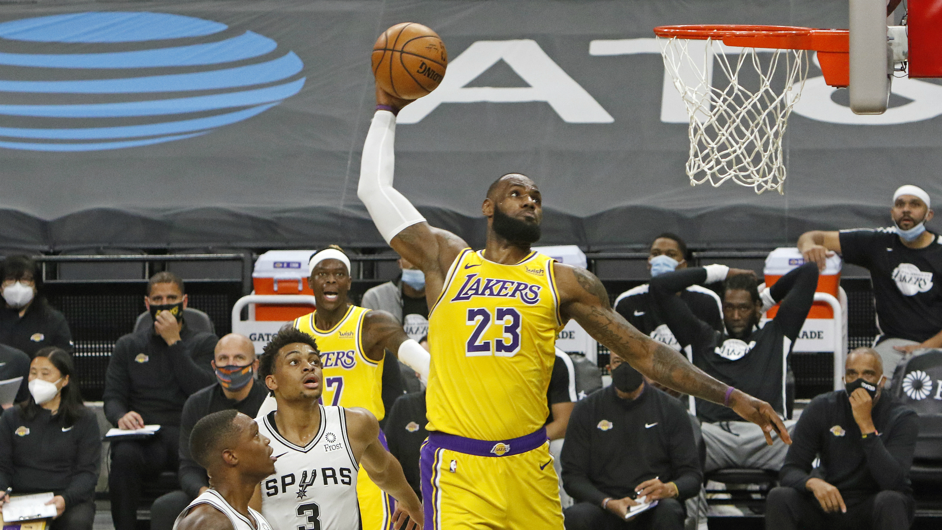 Birthday boy LeBron extends record streak on landmark day in NBA, Brown follows in Bird's footsteps