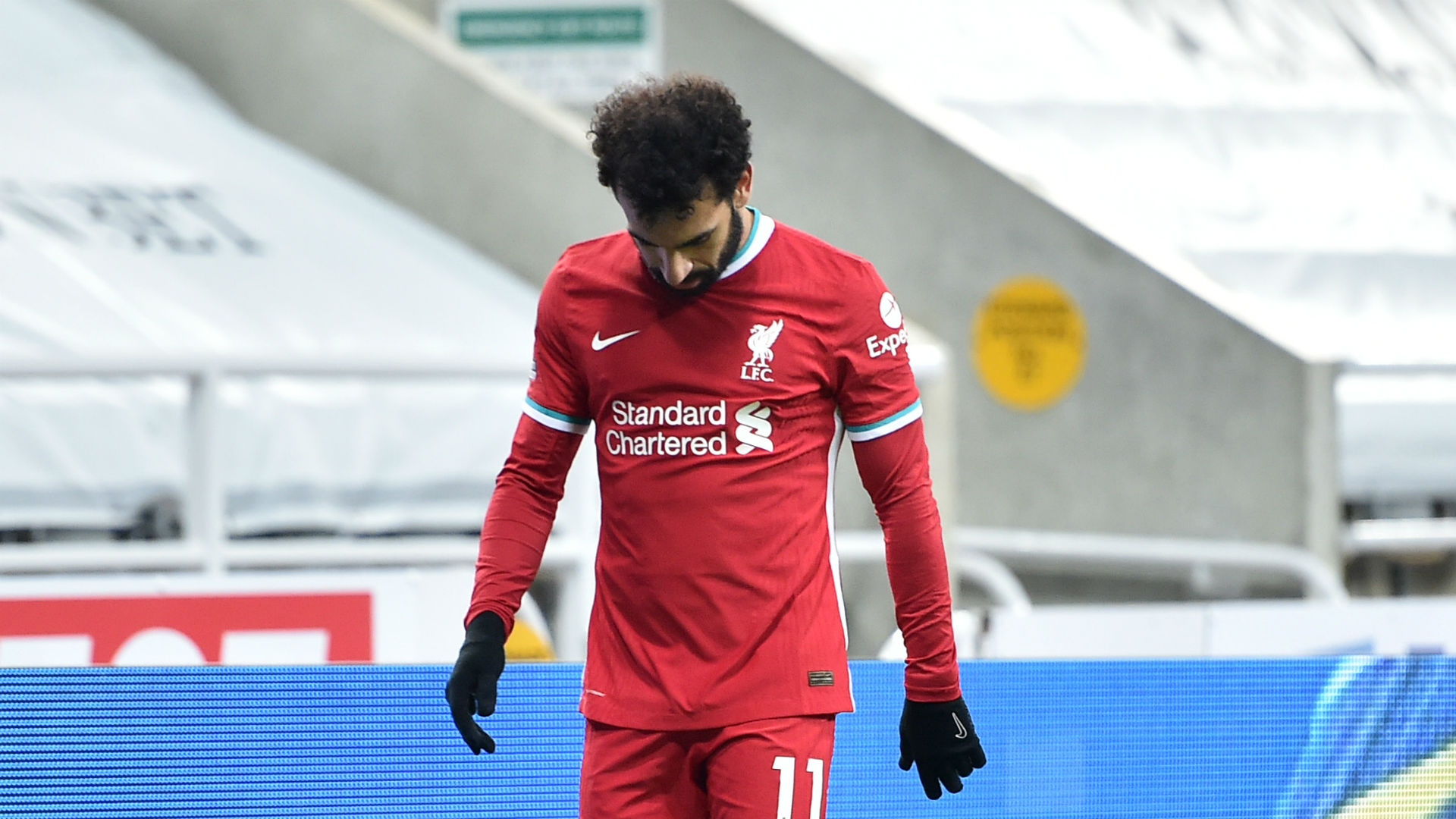 Liverpool frustrated as goal-friendly fixture ends scoreless at St James'