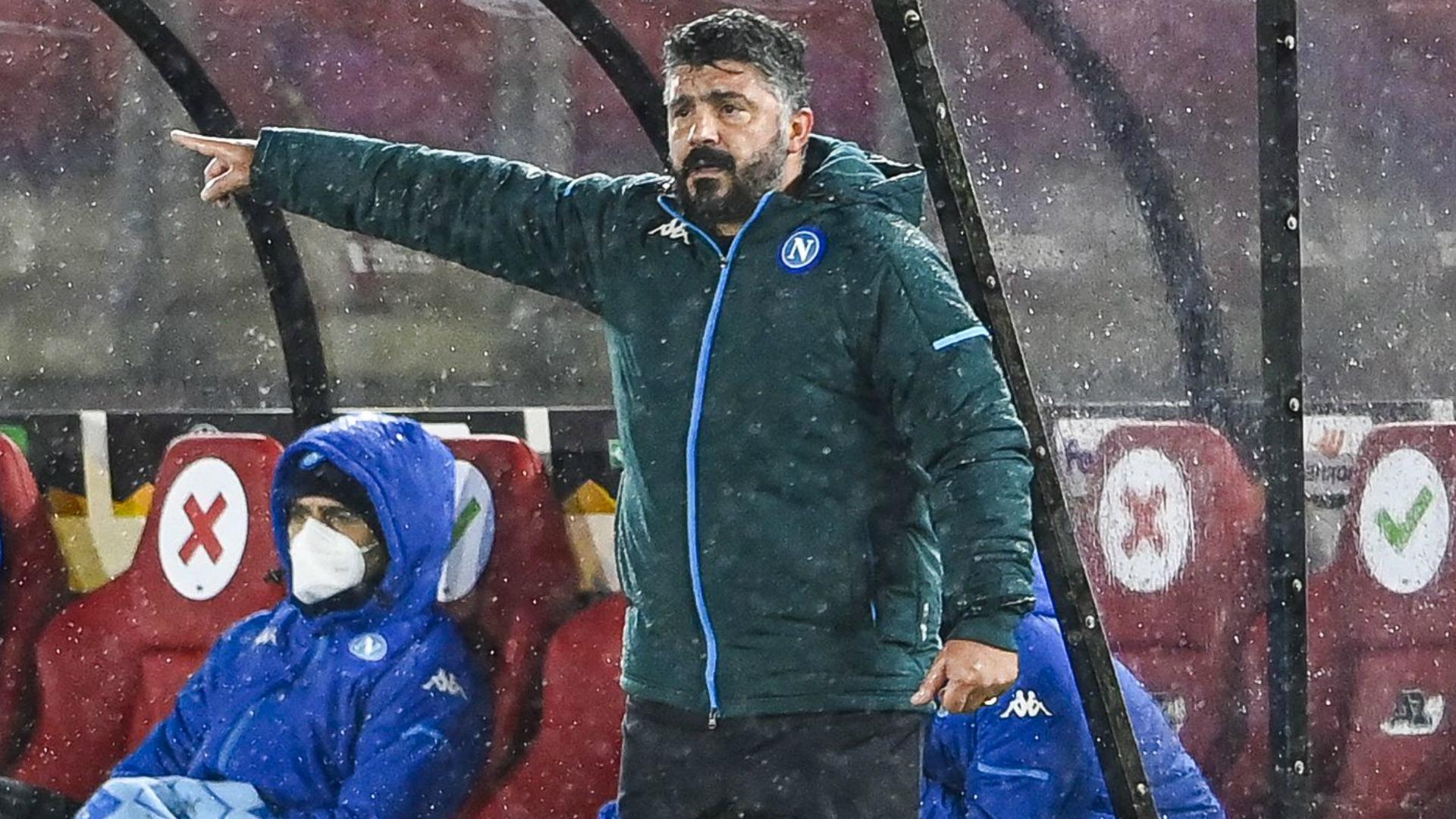 Gattuso has agreed new Napoli deal – Giuntoli