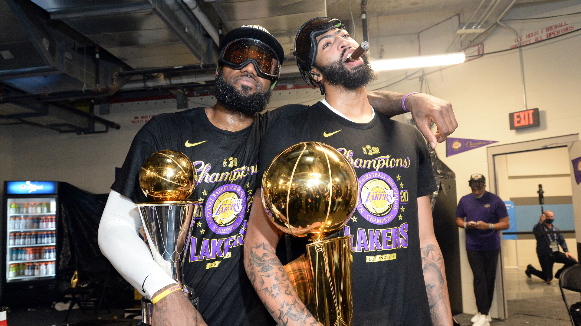 New Davis deal, bench scoring boost – How LeBron's Lakers 'won' the offseason