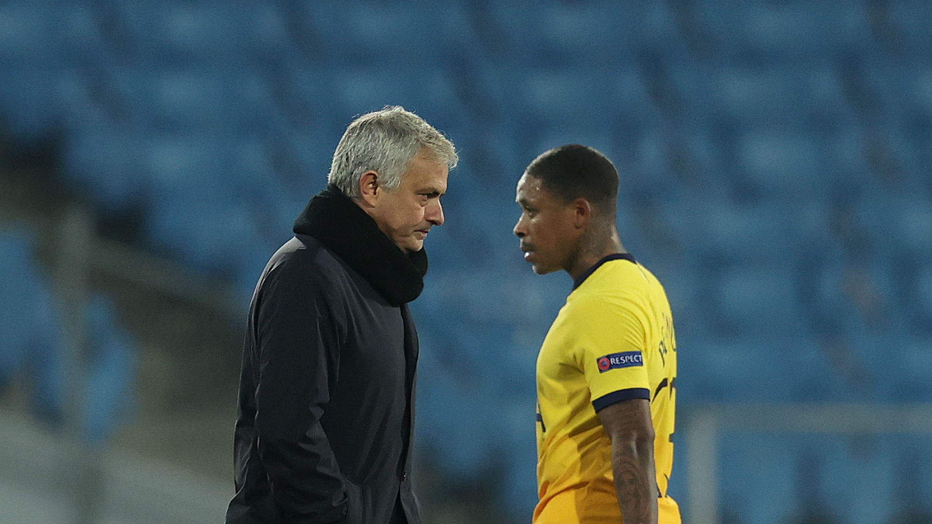 The result was better than the performance – Mourinho unhappy with Spurs after LASK draw