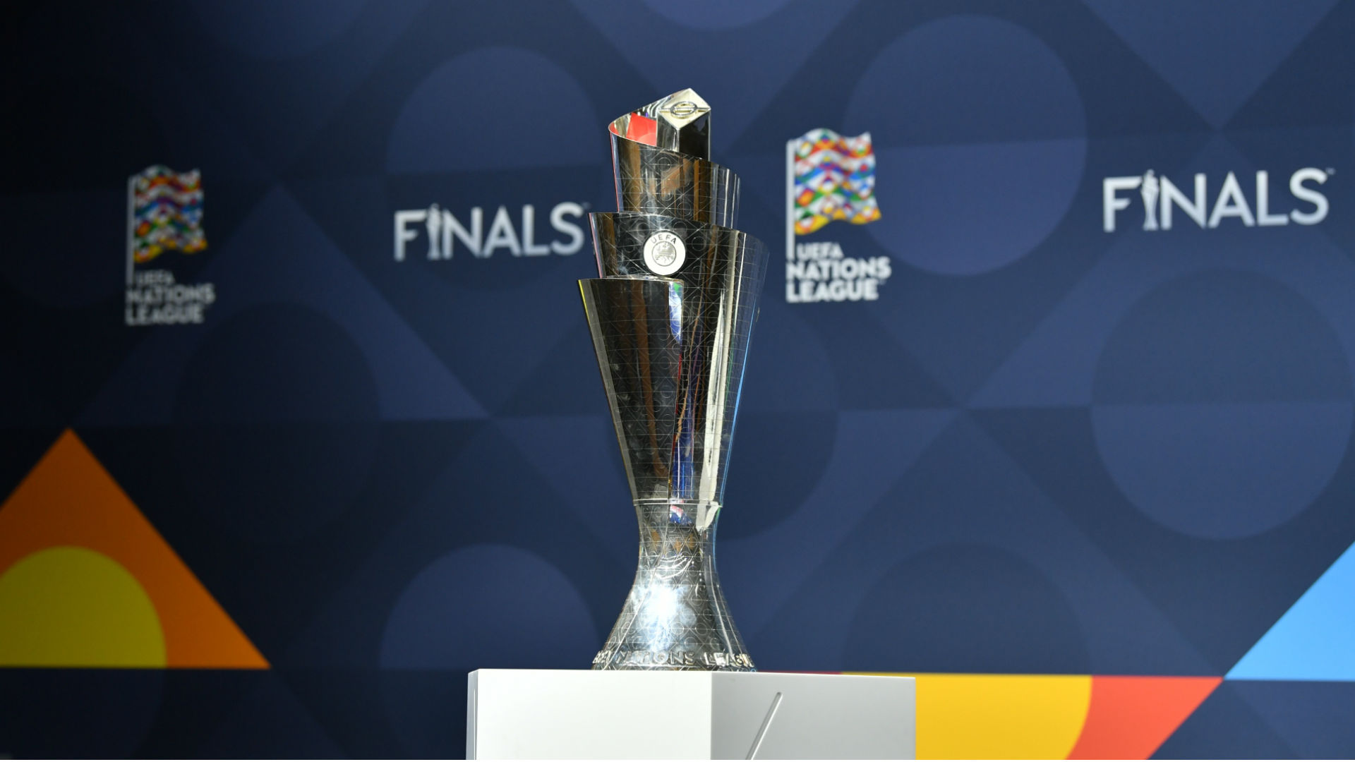 Hosts Italy draw Spain, France to face Belgium in Nations League finals