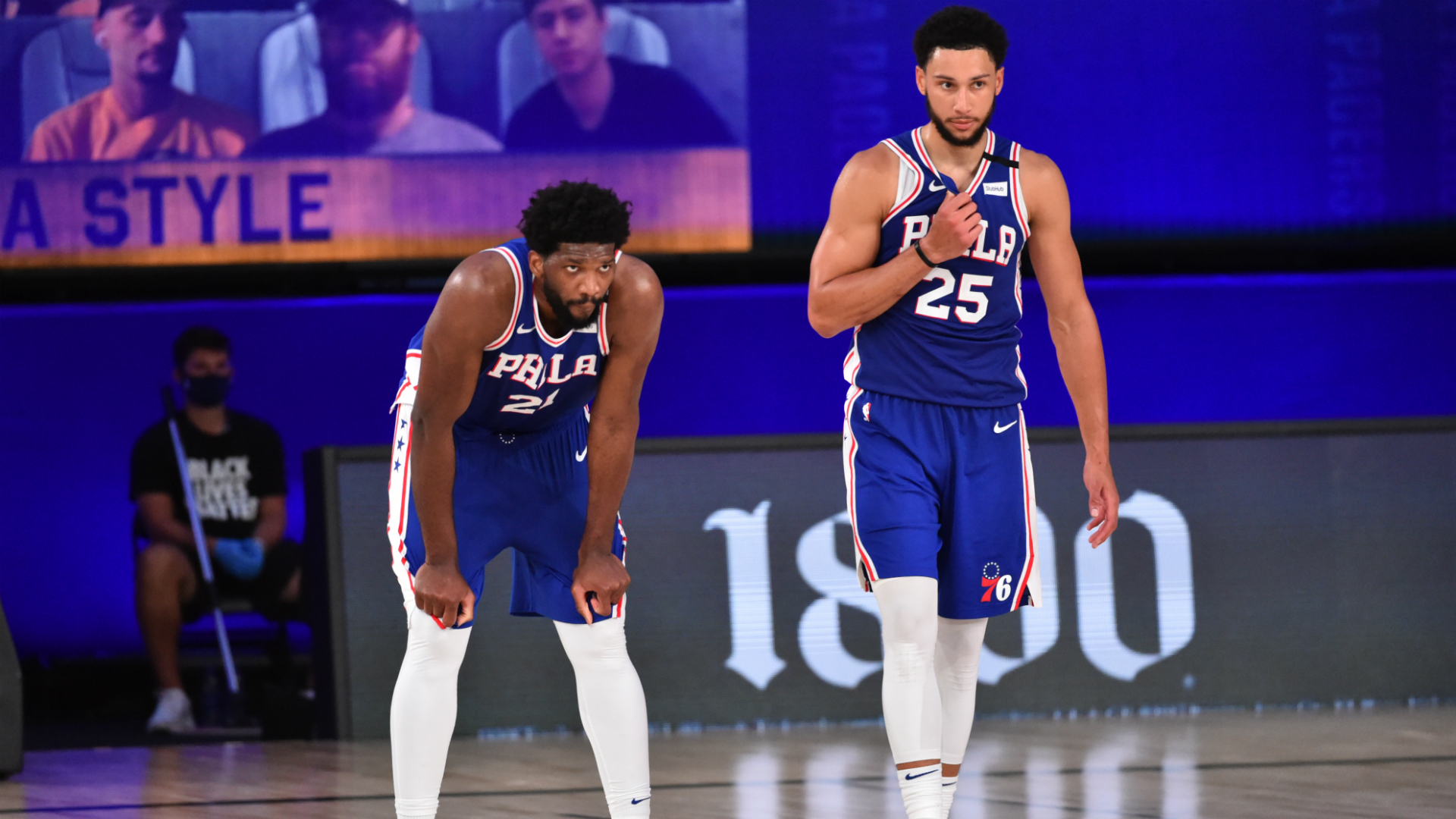 Simmons believes 76ers can win NBA championship