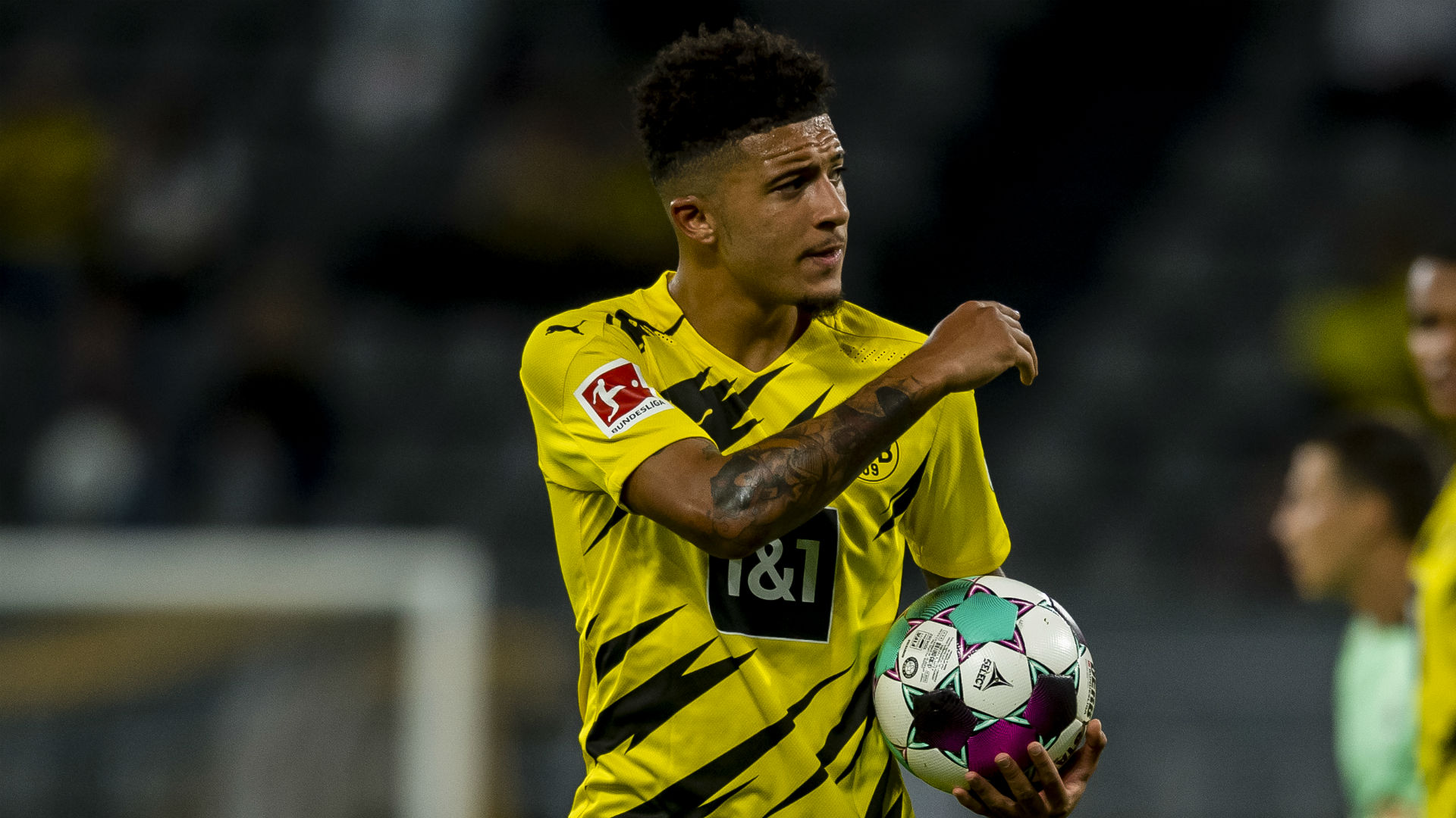 Zorc confident Sancho will get back to best for Dortmund