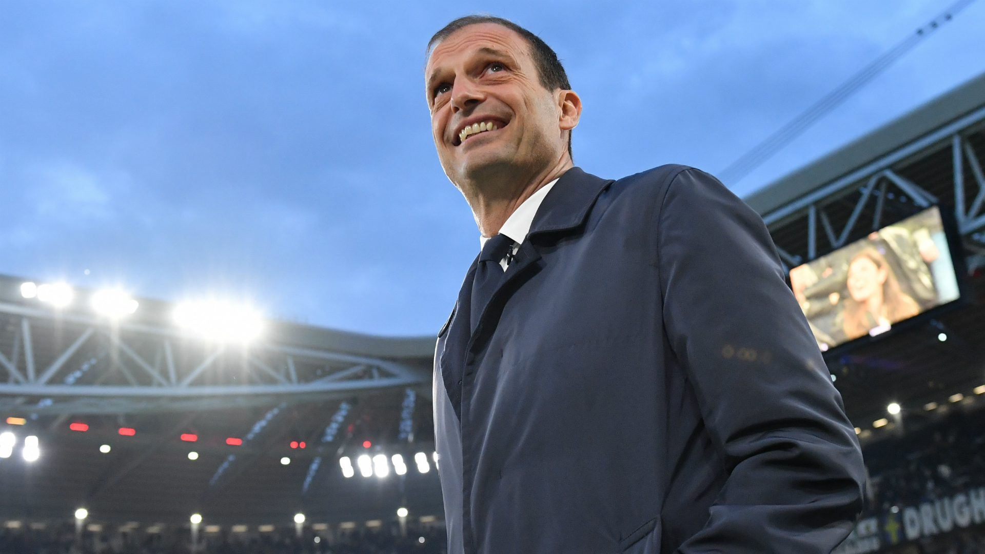 Allegri would like to experience 'sophisticated' Premier League