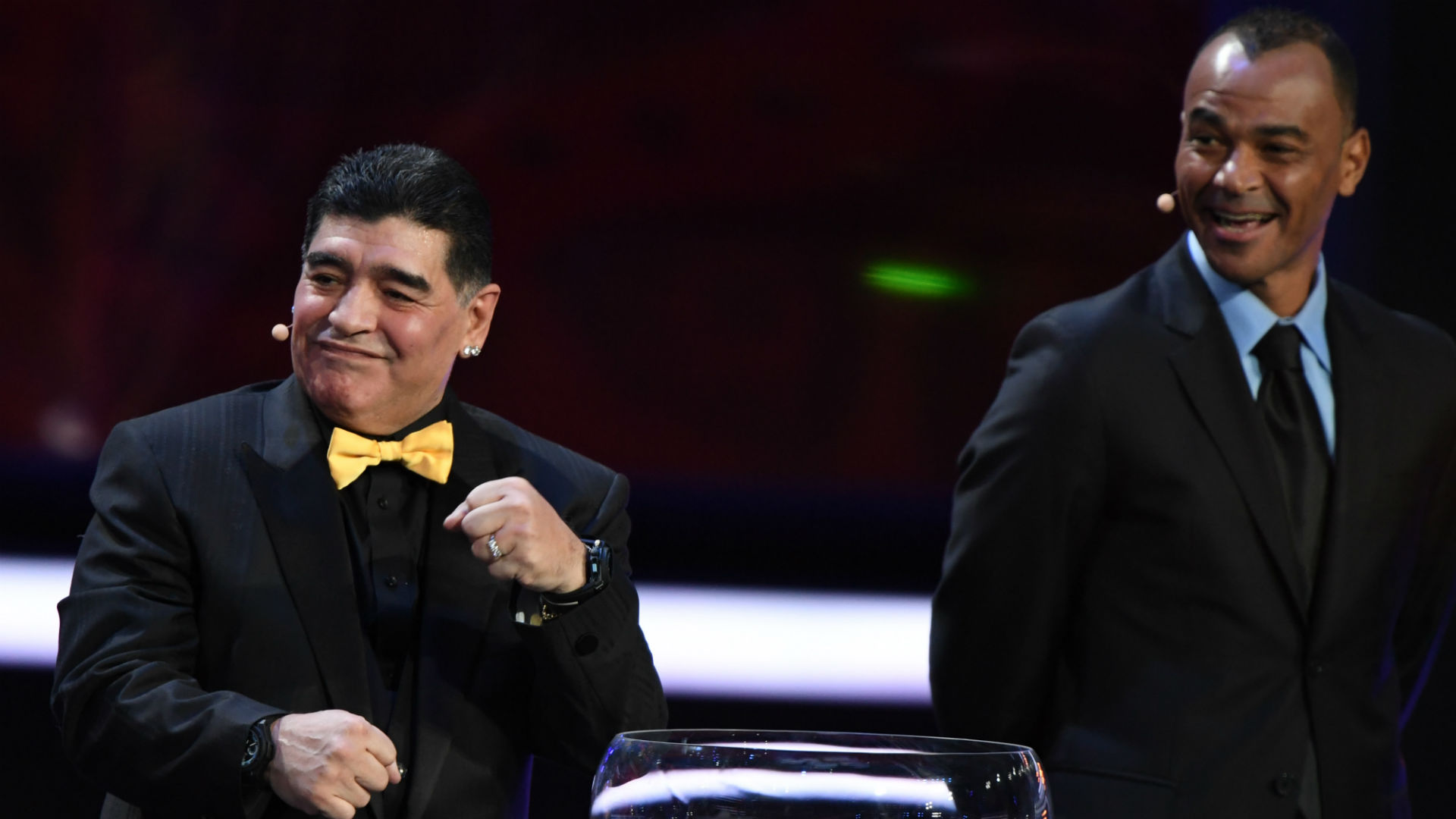 Cafu on Maradona: To watch him play was unbelievable, the best thing in the world