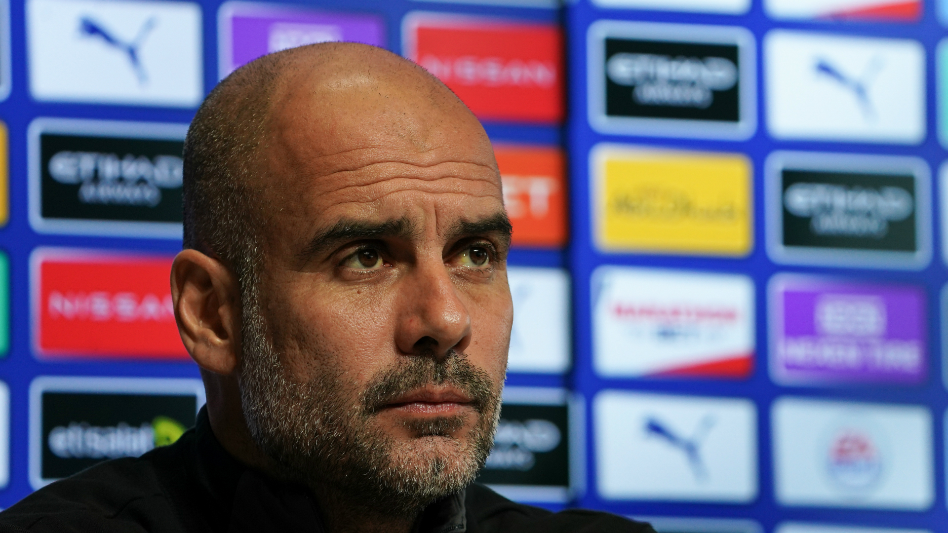 Guardiola promises no Man City let-up as derby day looms