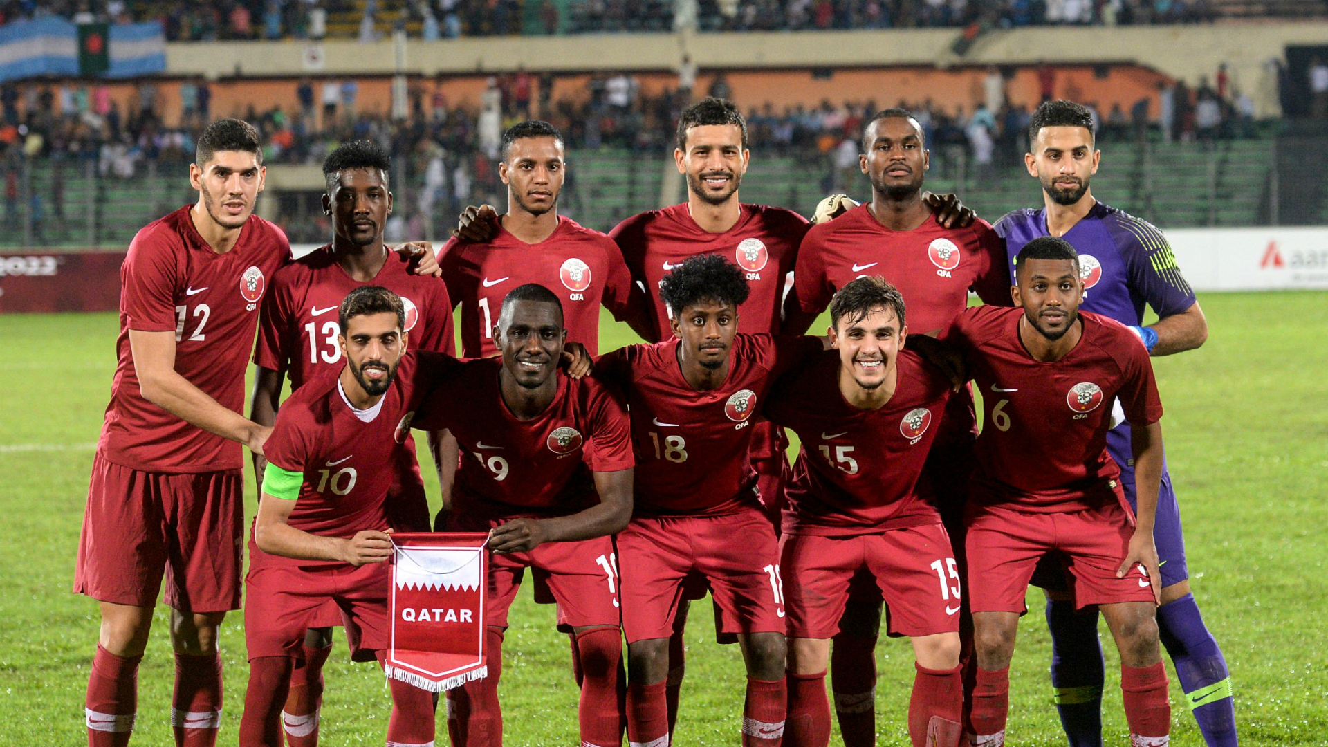World Cup hosts Qatar given guest spot in European qualifiers