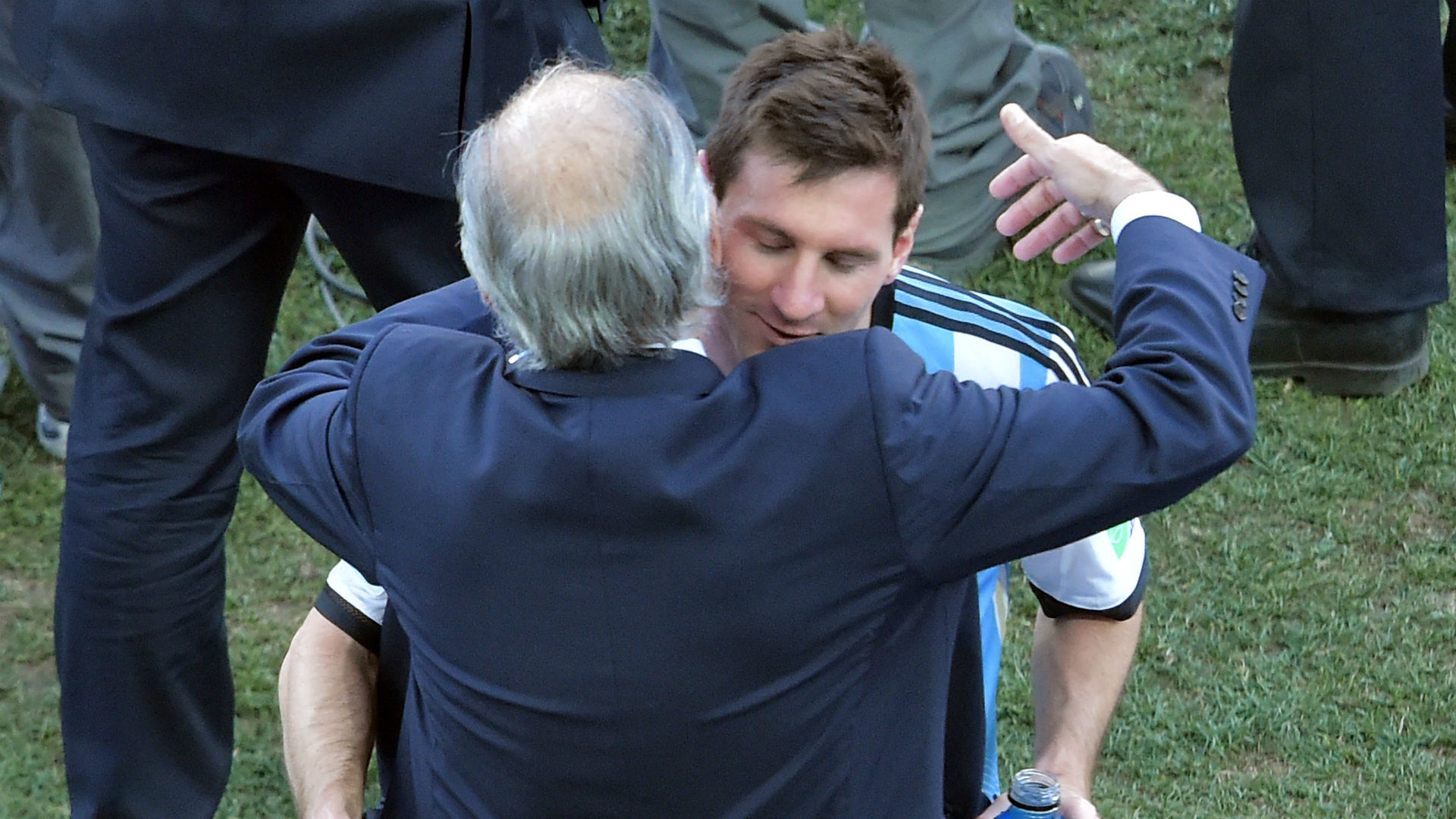 Messi thanks Sabella for helping forge some of his greatest moments