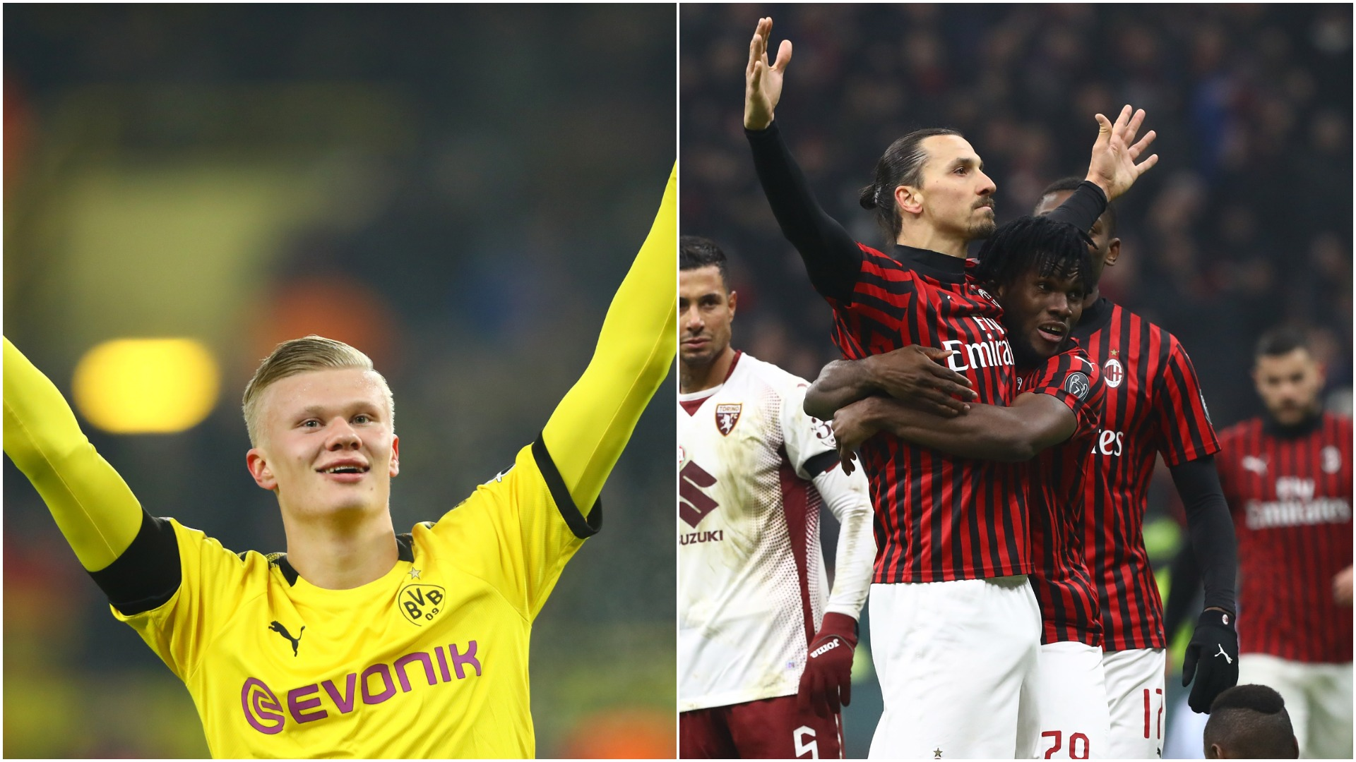 Ibrahimovic to Milan, Haaland to Dortmund, Minamino to Liverpool – the best deals of the January transfer window