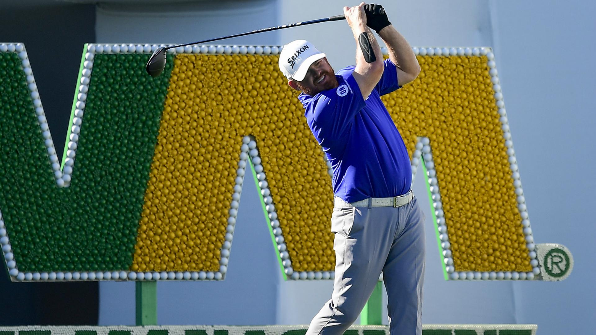 Holmes leapfrogs Clark at Phoenix Open, struggling Spieth misses cut