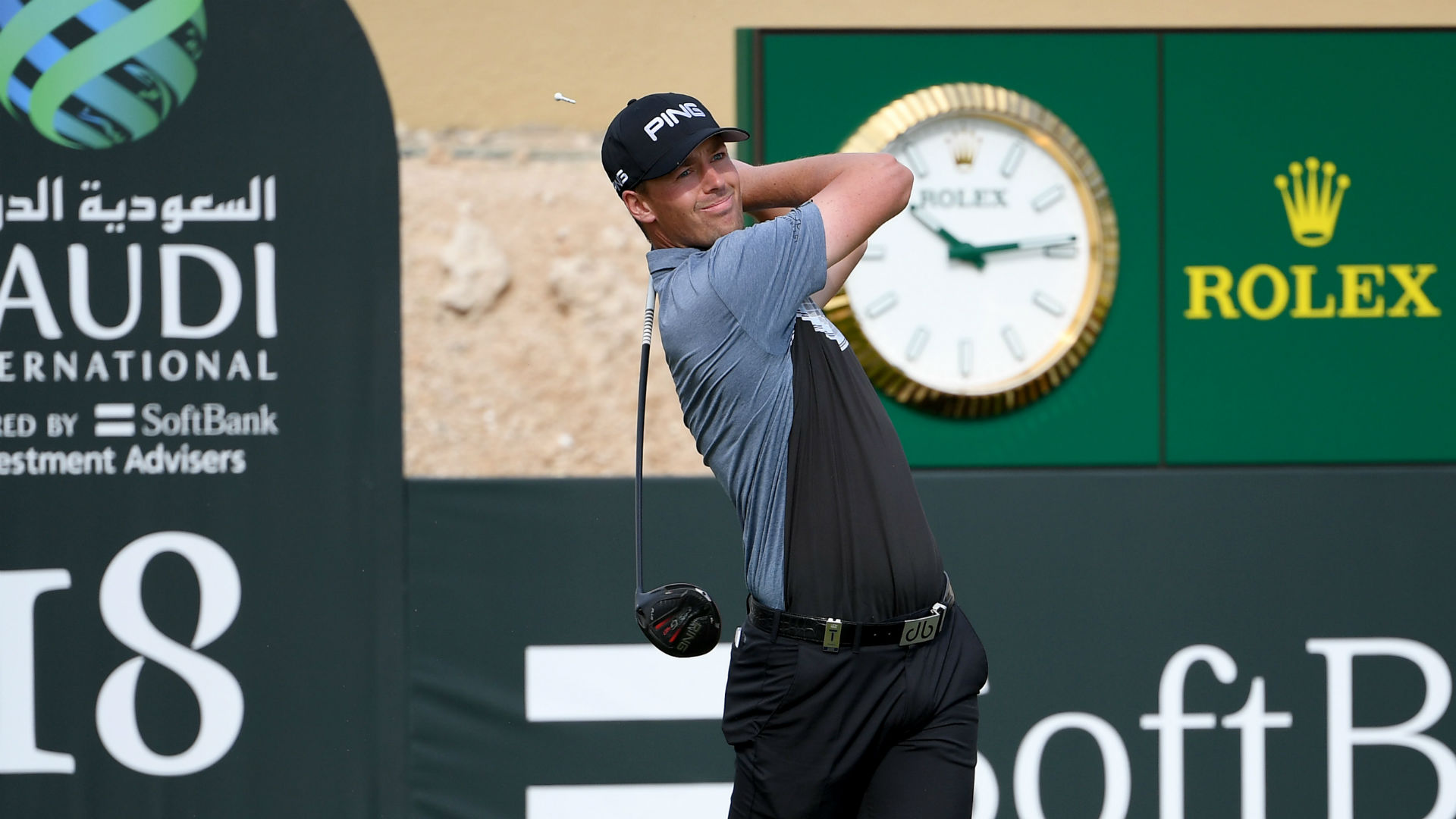 Perez moves clear in Saudi Arabia as Johnson, Mickelson and Koepka need big weekend