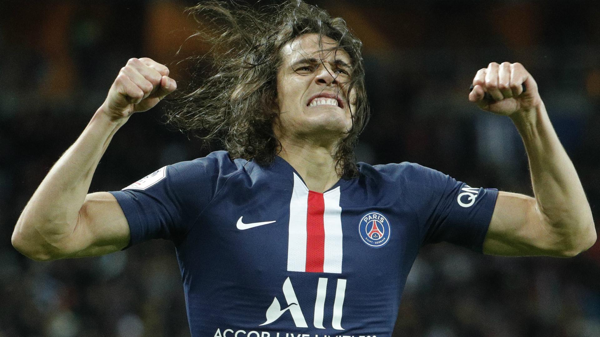 Cavani focused after failed exit – Tuchel praises PSG goalscorer
