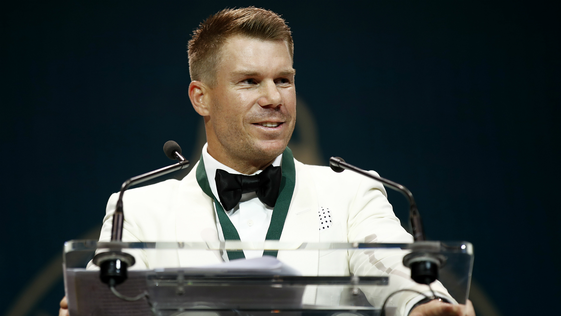 Allan Border Medalist David Warner Joins The Hot Breakfast