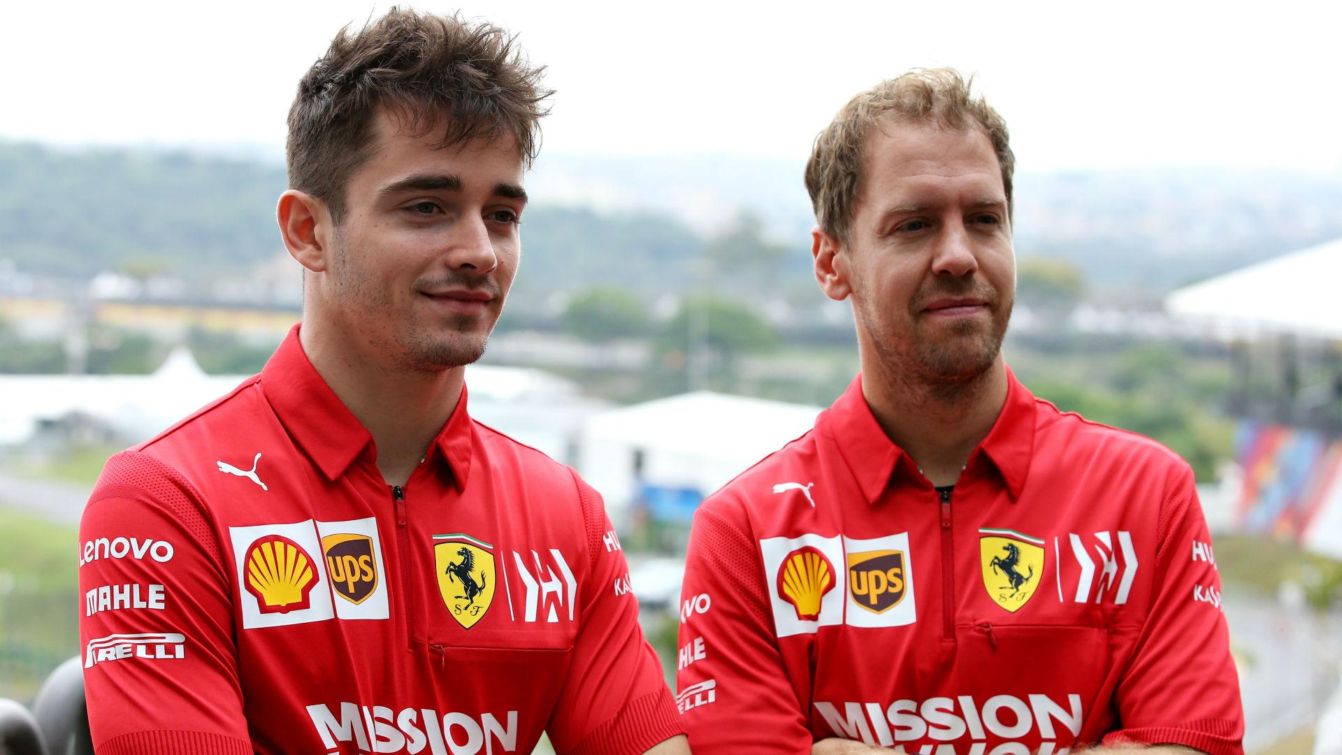 Ferrari reveal SF1000 car as they aim to end Mercedes' dominance