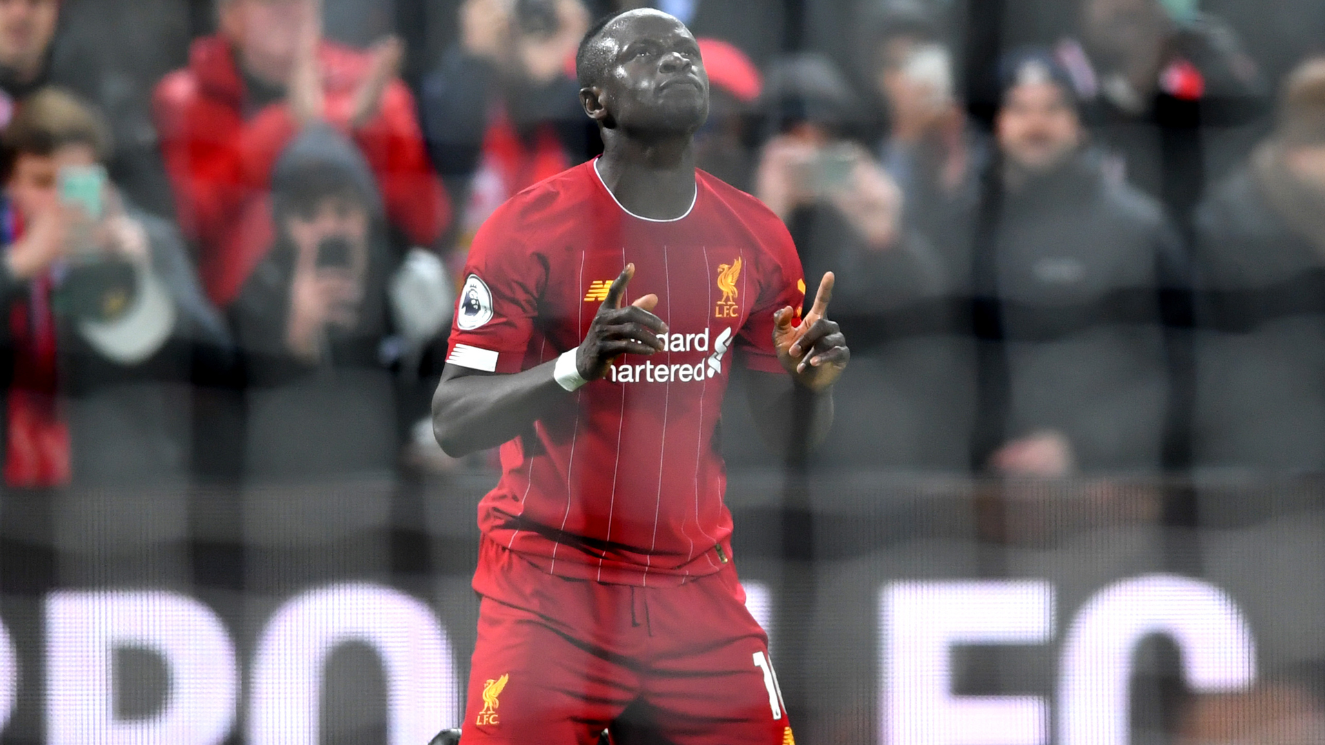 Liverpool star Mane reveals inspiration behind his rise to the top
