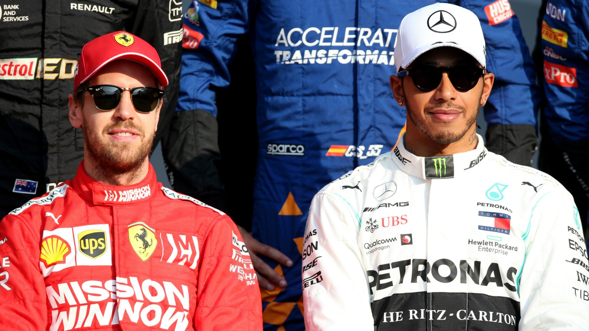 Vettel remains Ferrari's first choice despite Hamilton speculation