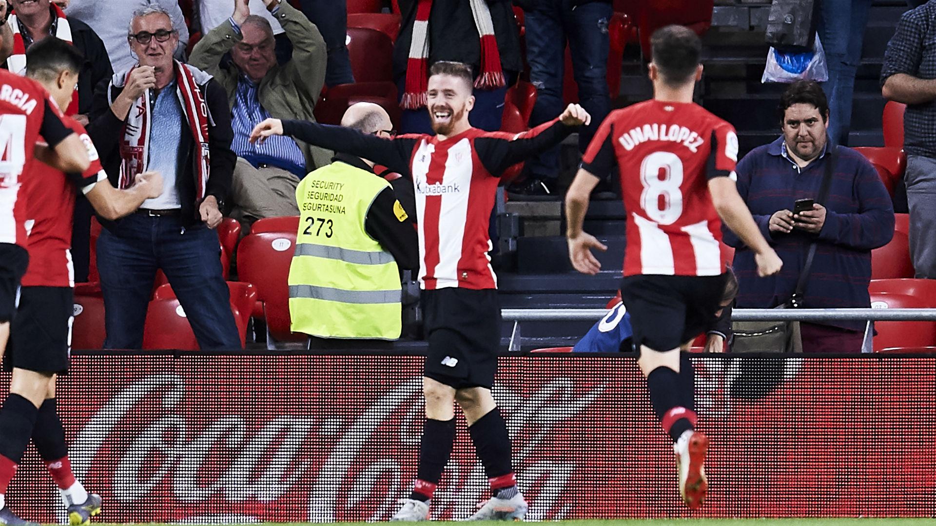 Athletic Bilbao 1-0 Granada: Muniain gives Los Leones slender Copa semi advantage