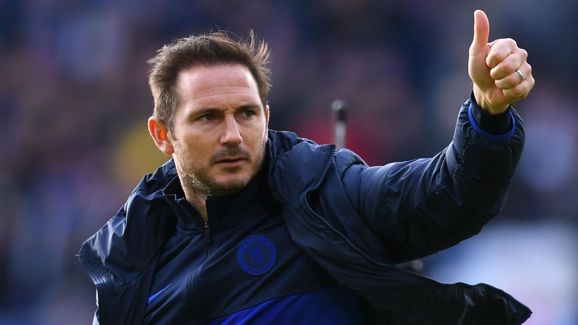 Lampard hopeful of 'big impact' from Hakim Ziyech at Chelsea
