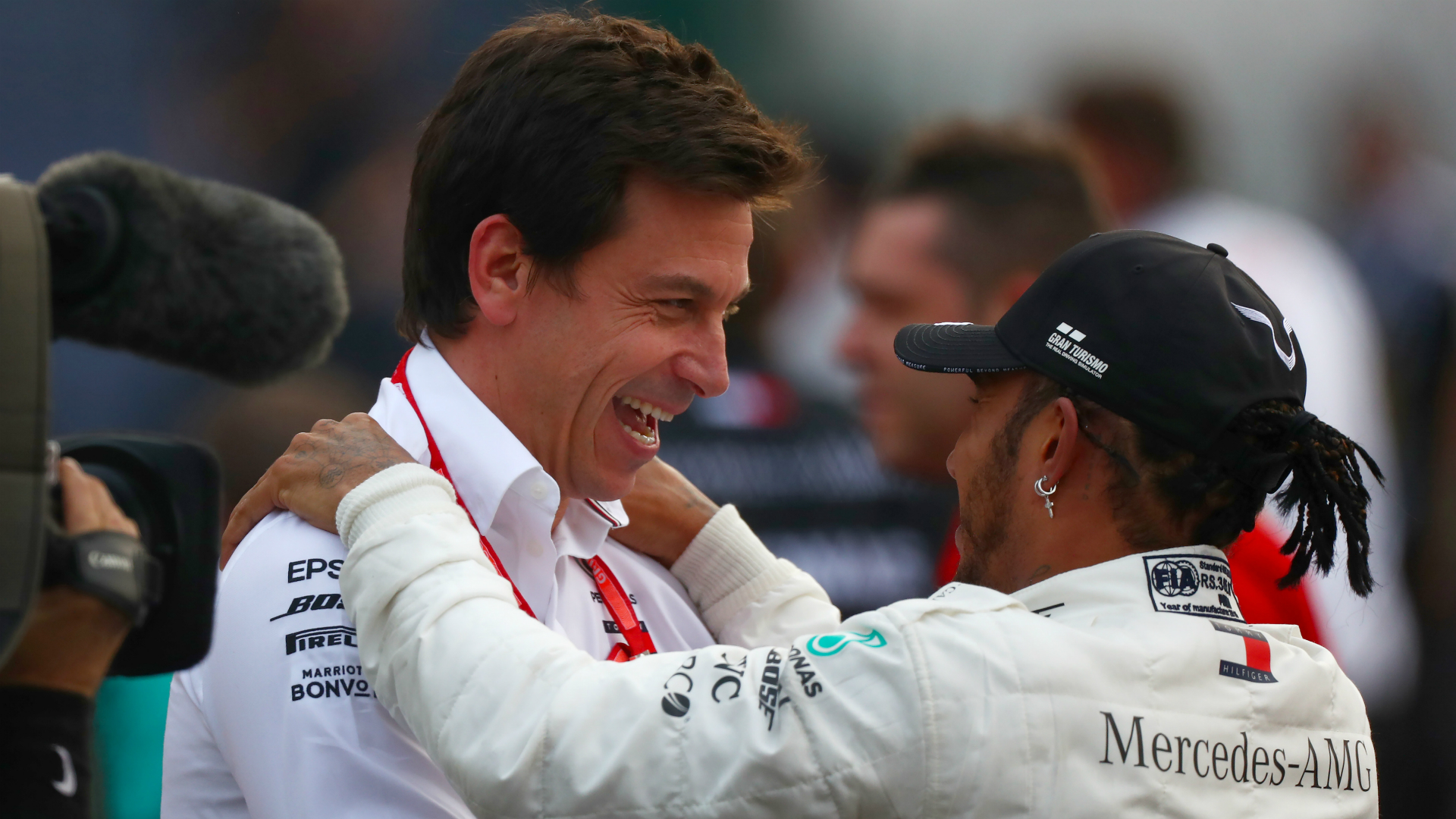 Wolff not relishing Mercedes contract talks with F1 superstar Lewis Hamilton