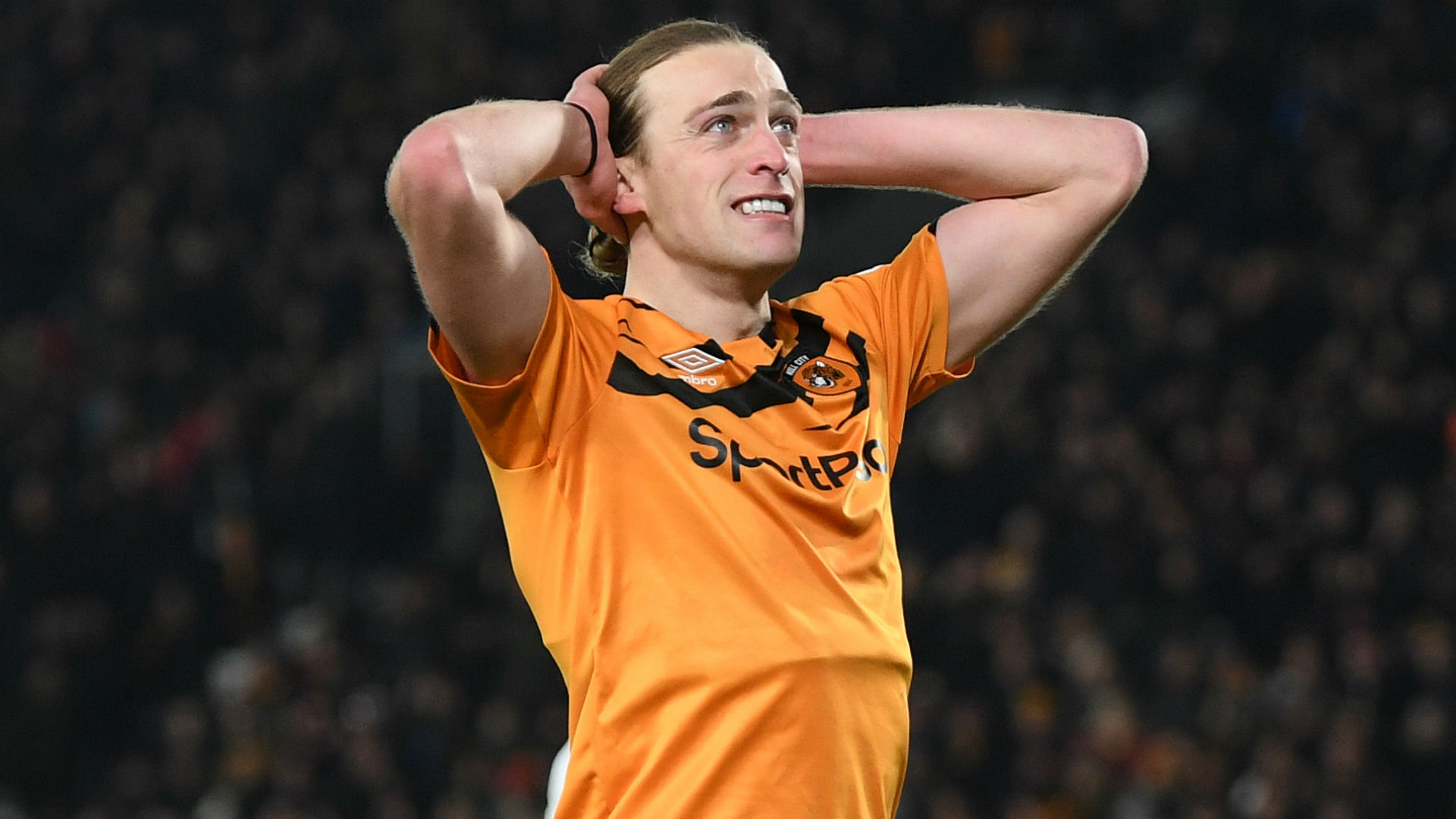 Hull City 4-4 Swansea City: Eaves drops in to deny Swans in Championship thriller
