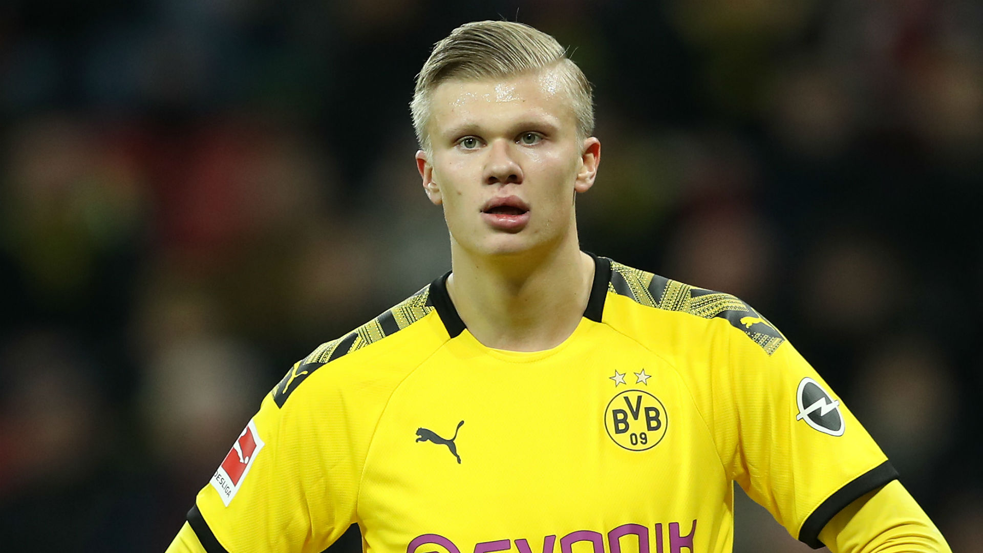 Erling Haaland inspired by Kylian Mbappe in quest for continued improvement