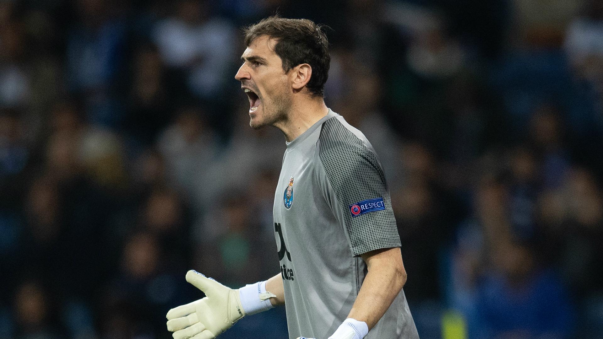 Spain great Casillas to run for RFEF presidency