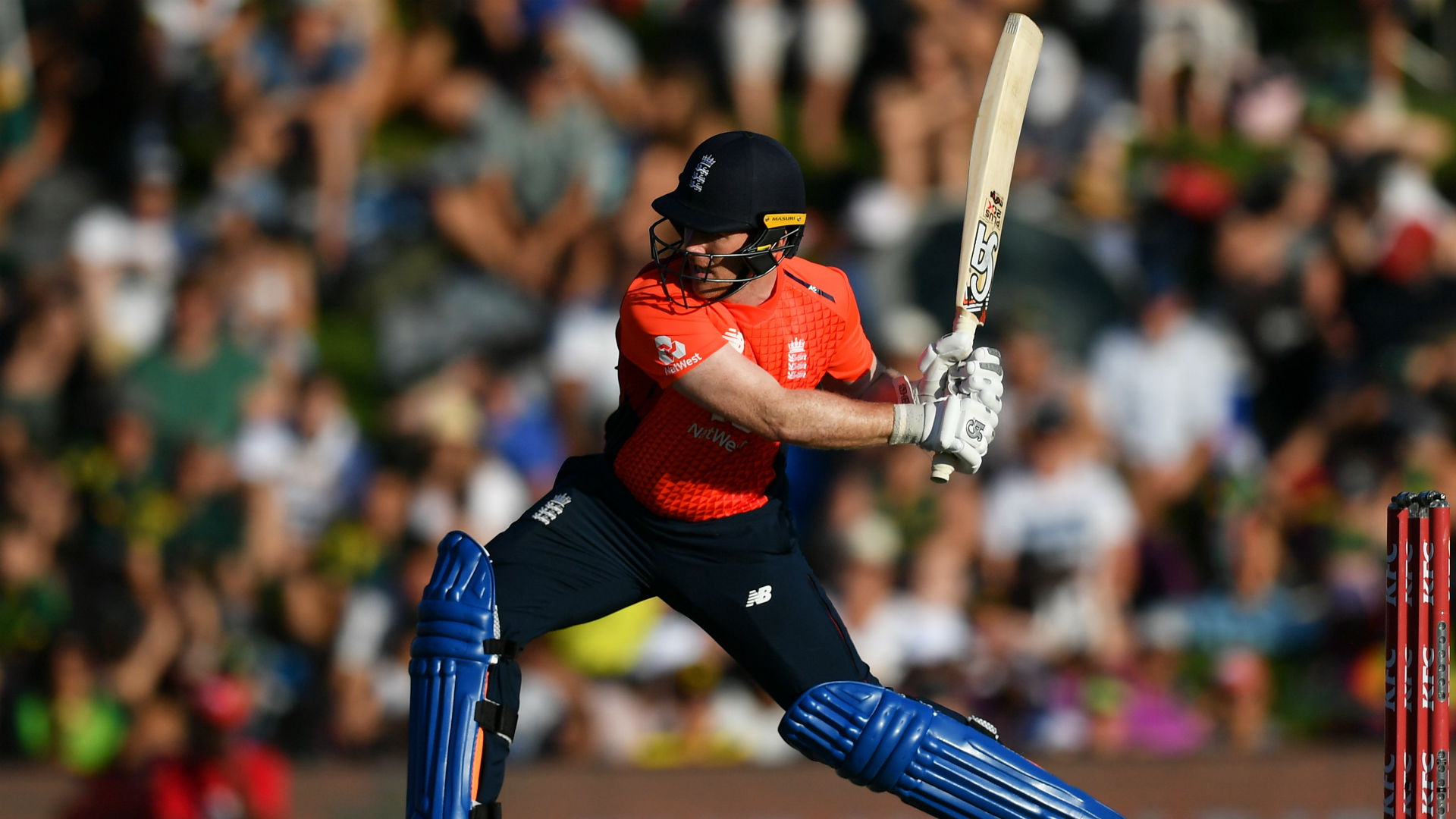 Morgan feels England made powerful statement in Centurion thriller