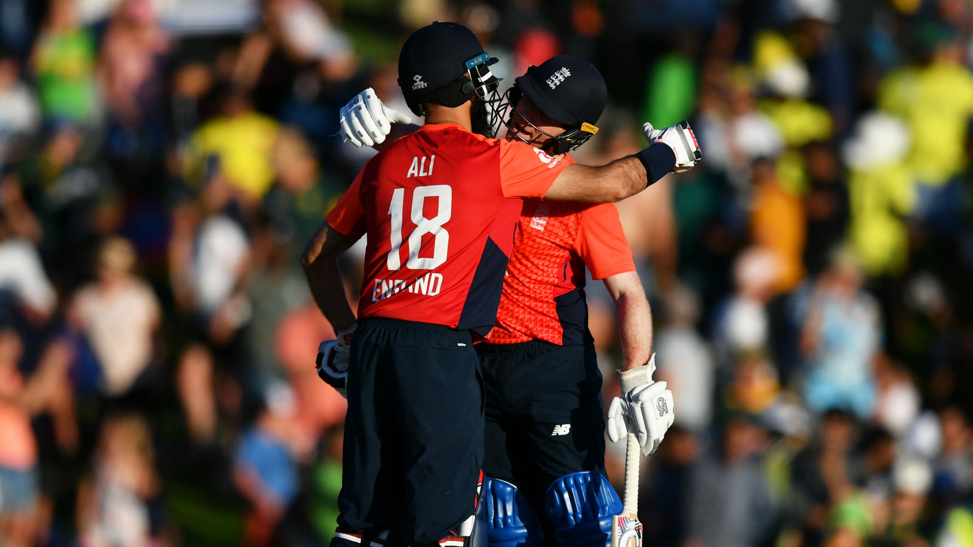 Masterful Morgan sees England to series win in Centurion run-fest