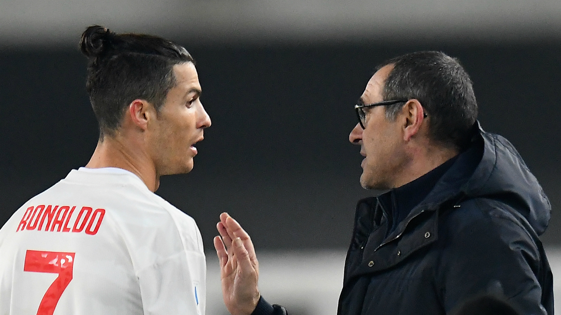 Ronaldo cannot play 75 games a year, says Sarri