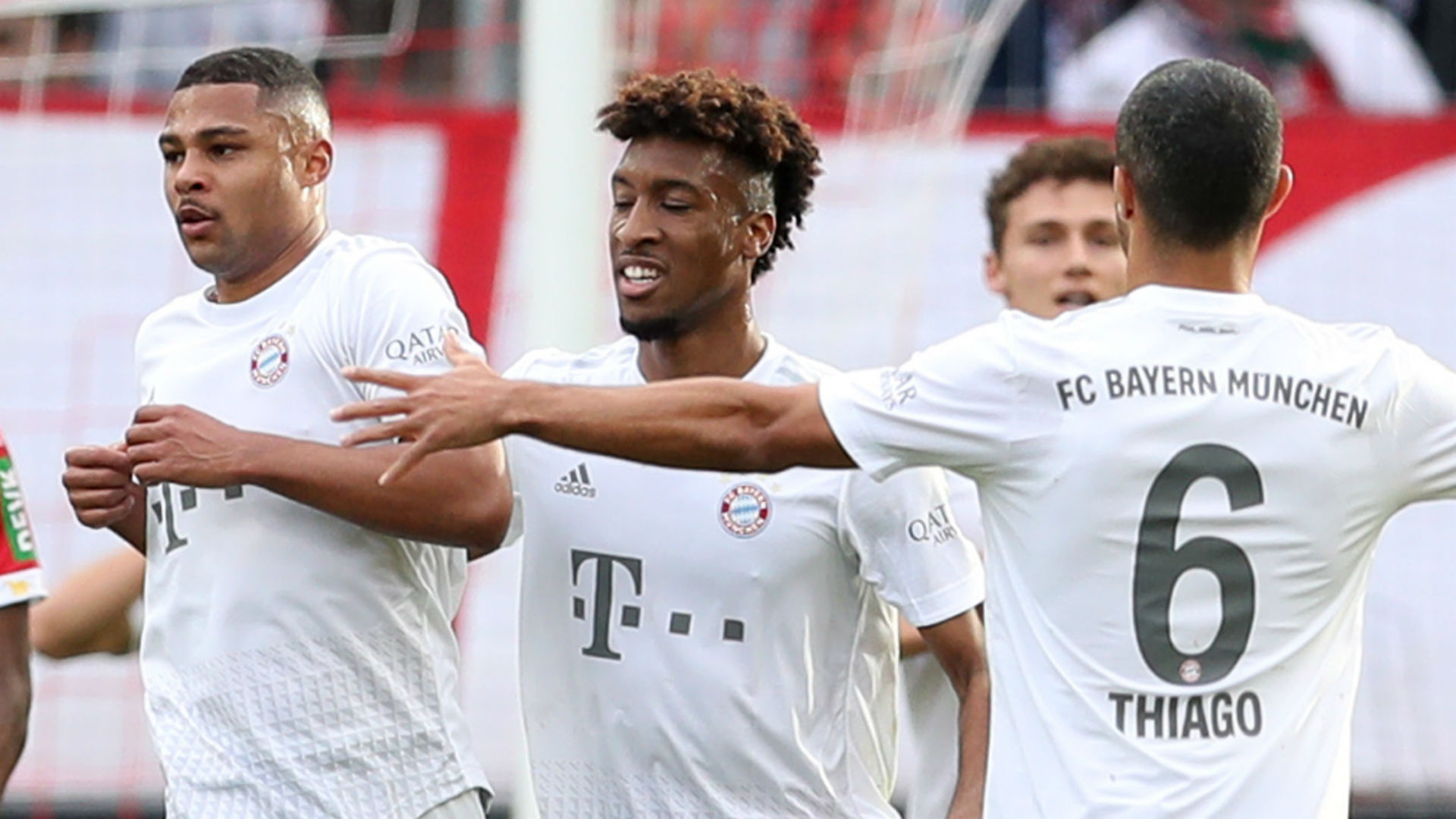 Cologne had no chance - Gnabry revels in Bayern's blistering start