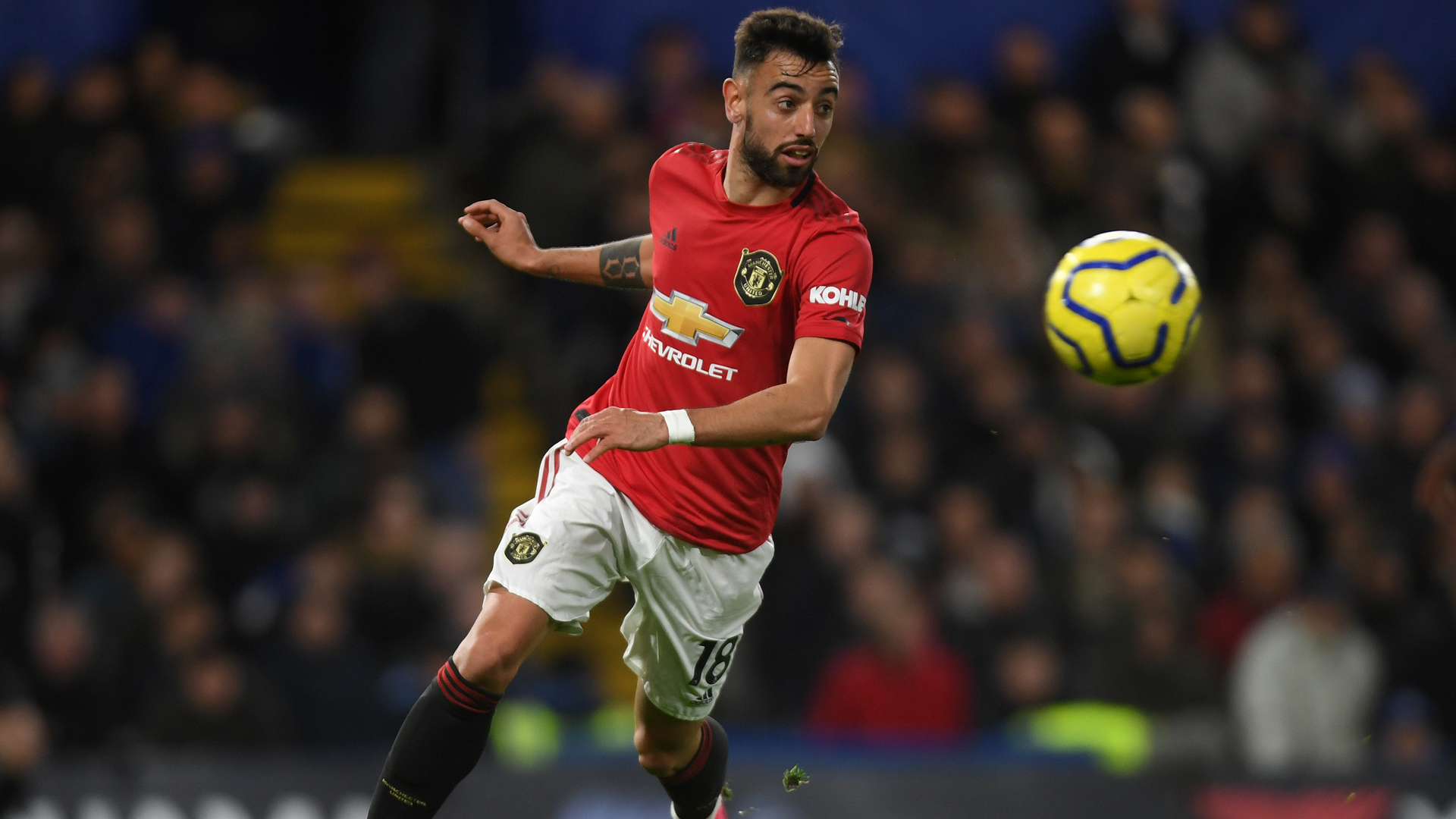 Fernandes' set-pieces among best I've seen – Solskjaer