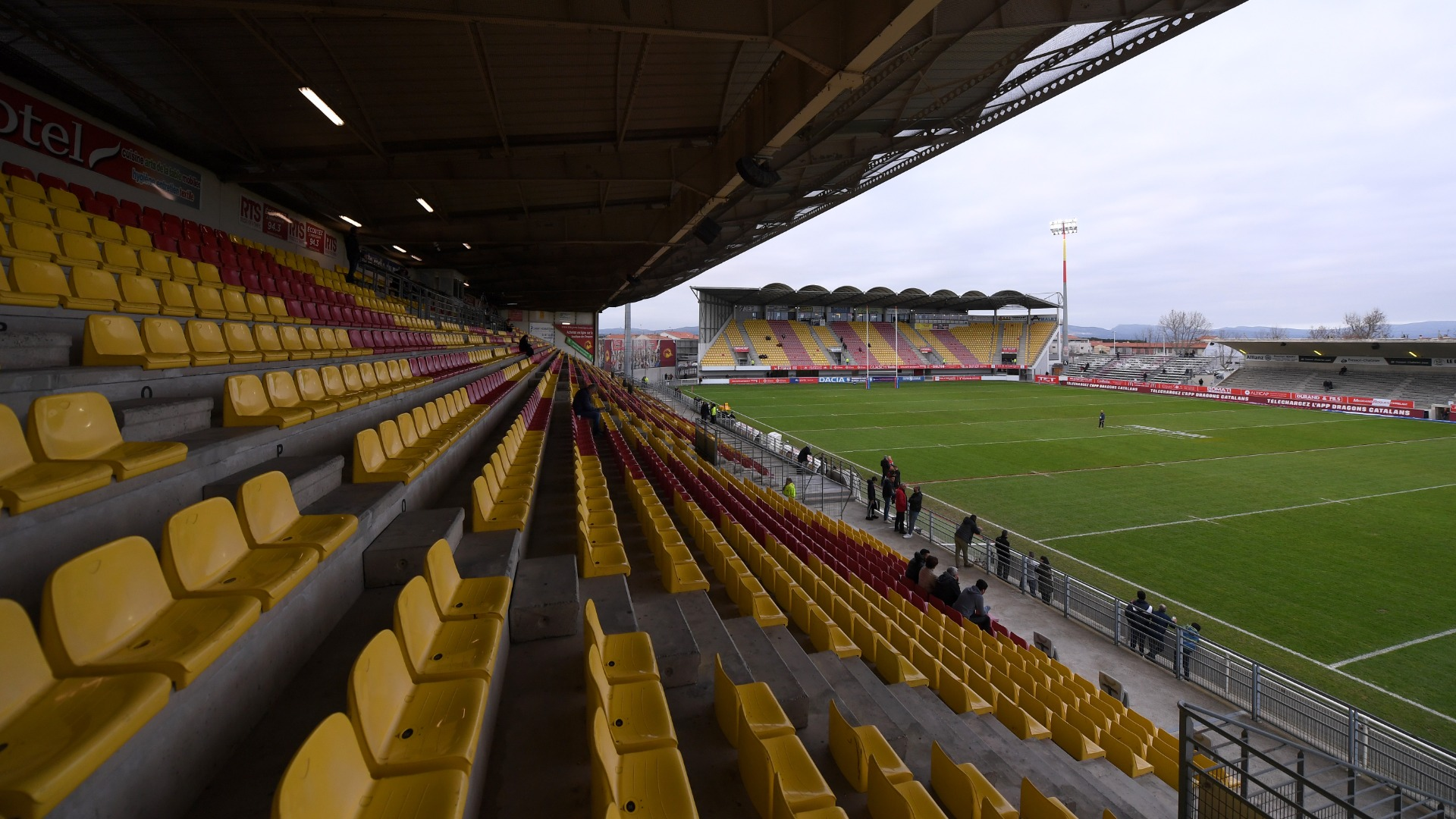 Catalans Dragons respond to rainbow flag reports but RFL still investigating