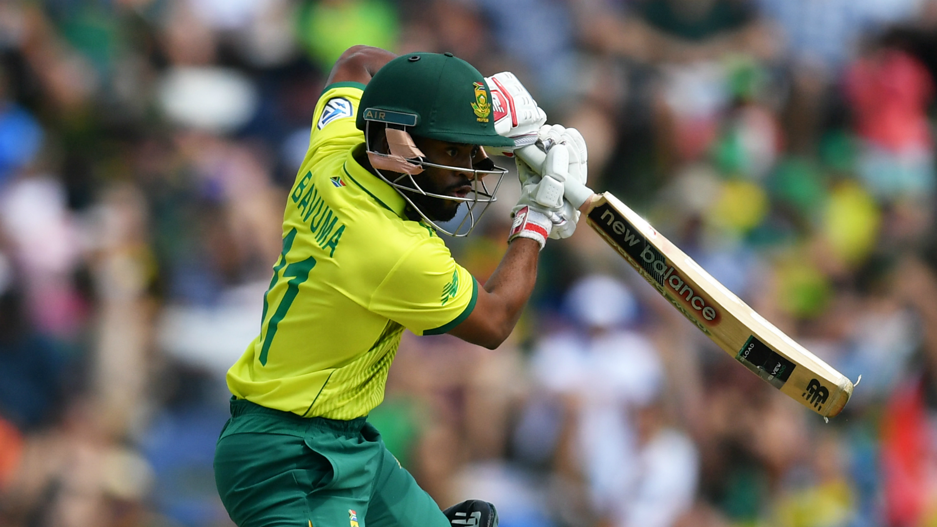 Bavuma ruled out of first T20 against Australia