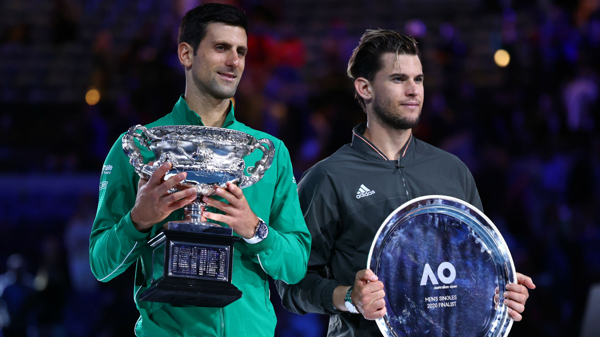 Australian Open 2020: We should stick together more than ever - Djokovic calls for unity after eighth title