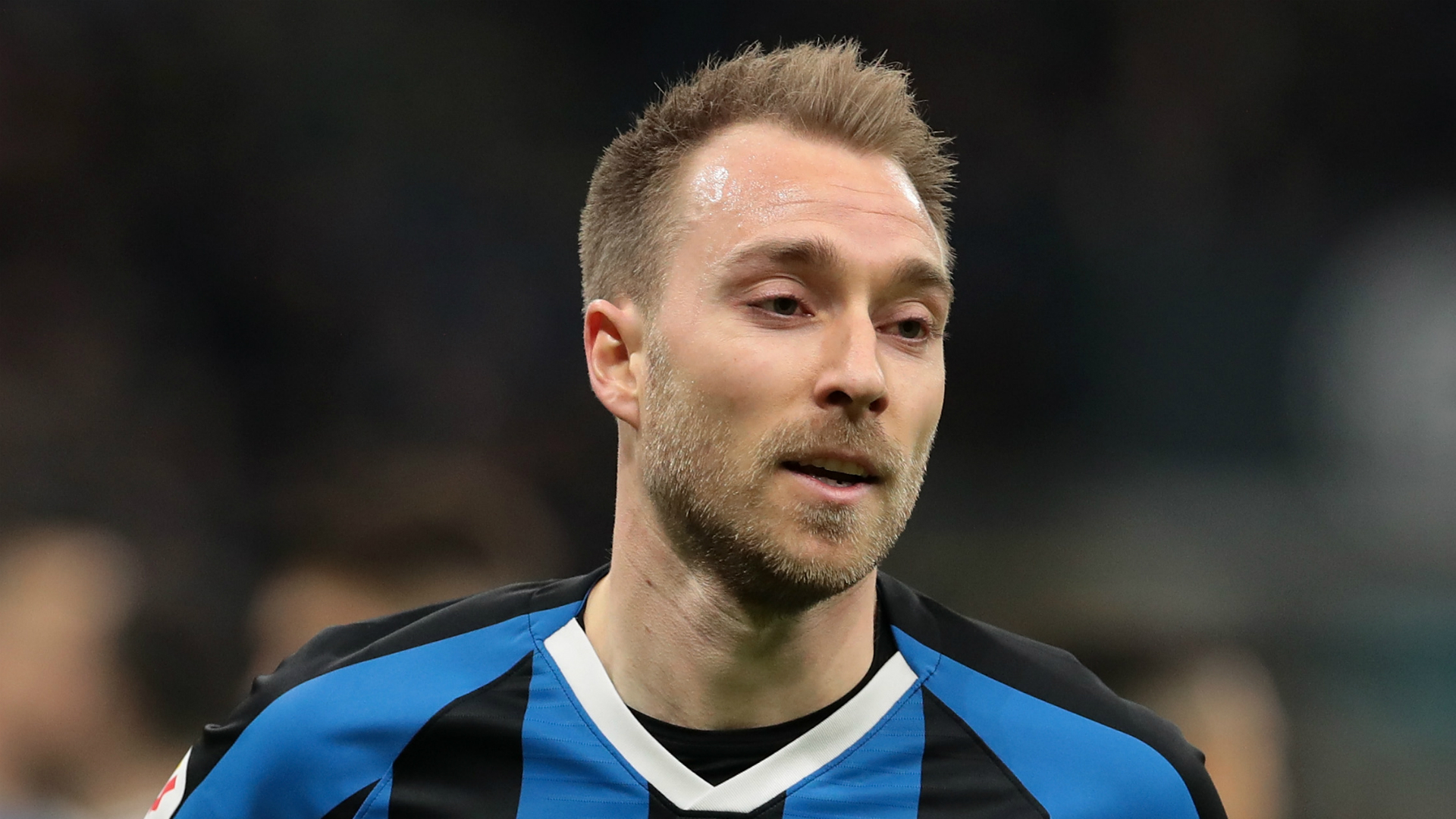Eriksen can raise Inter's level, says Conte